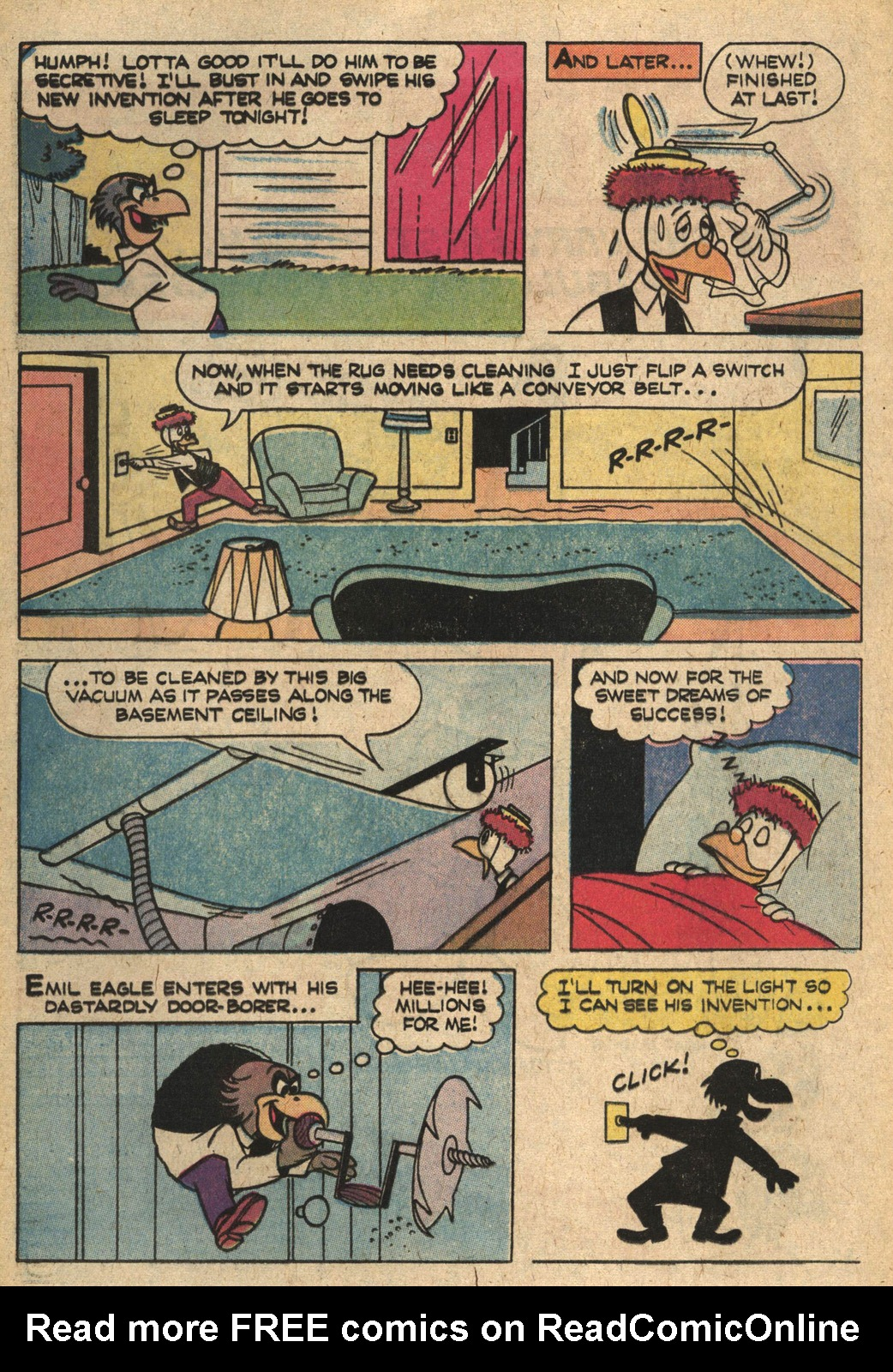 Uncle Scrooge (1953) Issue #164 #164 - English 24