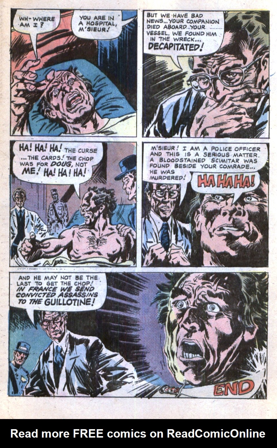Read online Scary Tales comic -  Issue #9 - 20