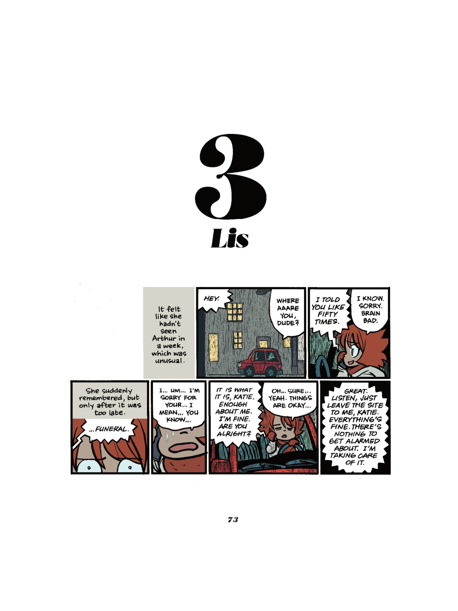 Read online Seconds comic -  Issue # Full - 75