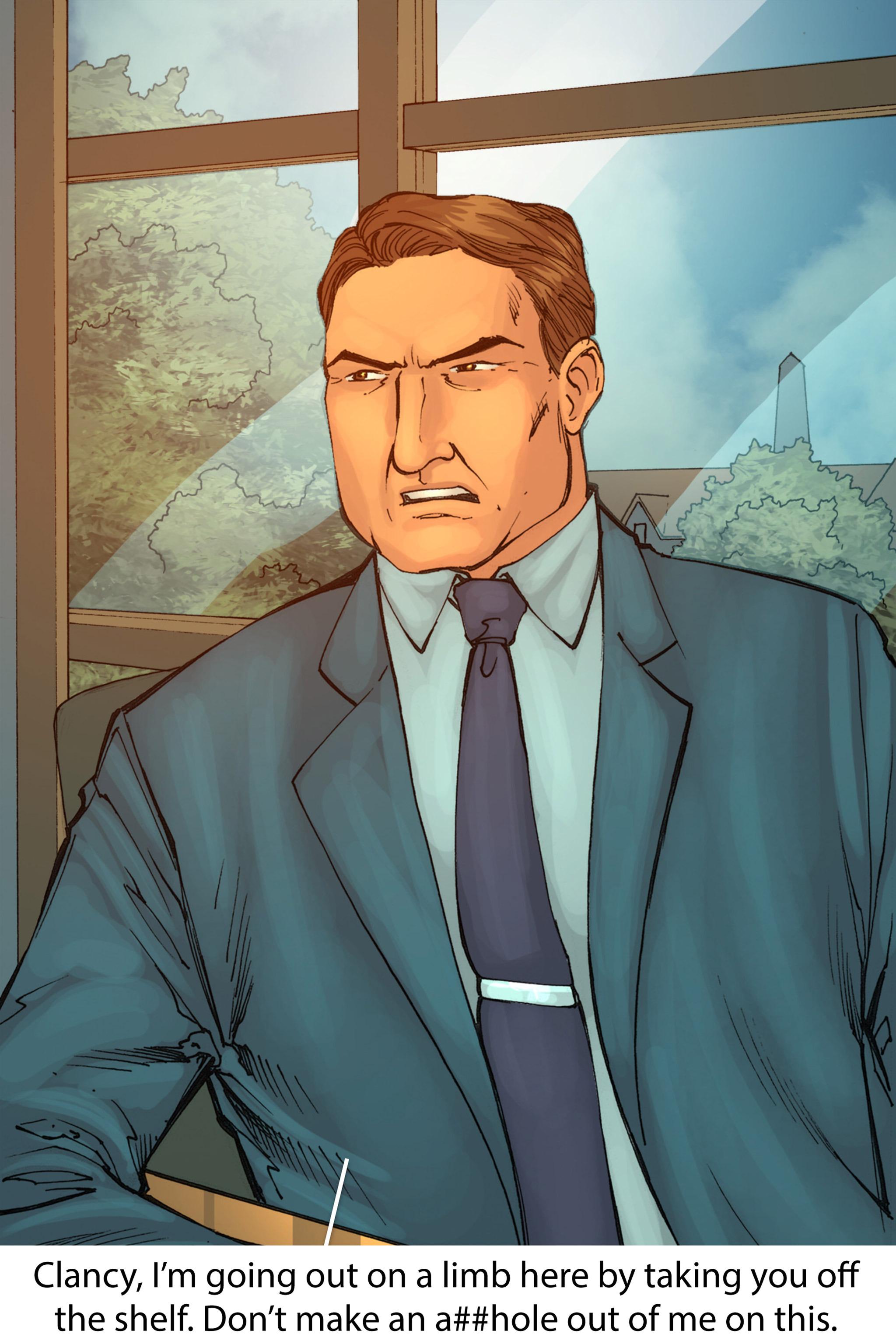 Read online Z-Men comic -  Issue #1 - 92