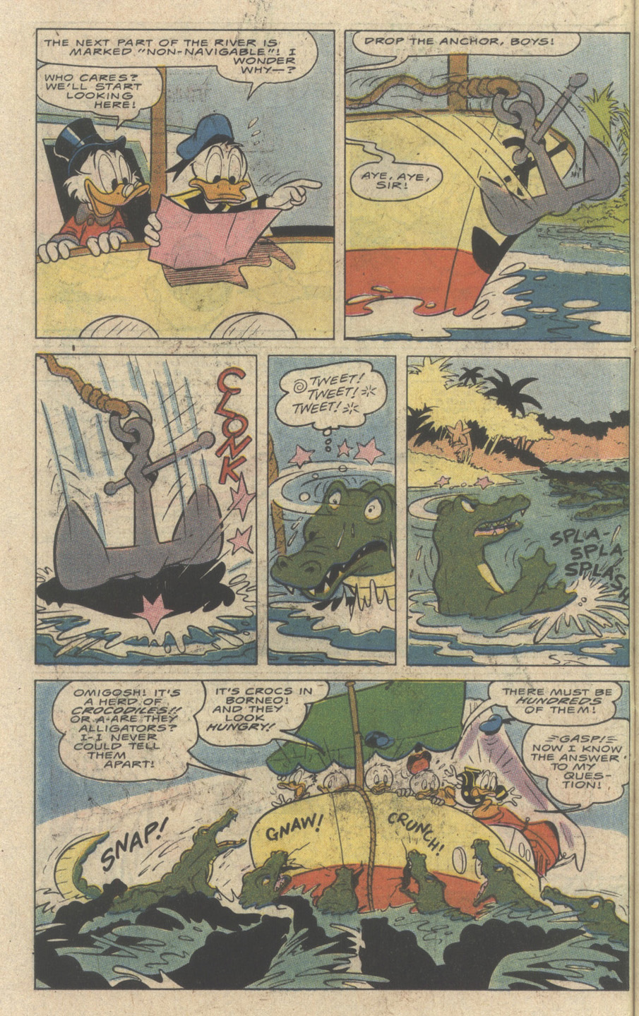 Uncle Scrooge (1953) Issue #242 #242 - English 18