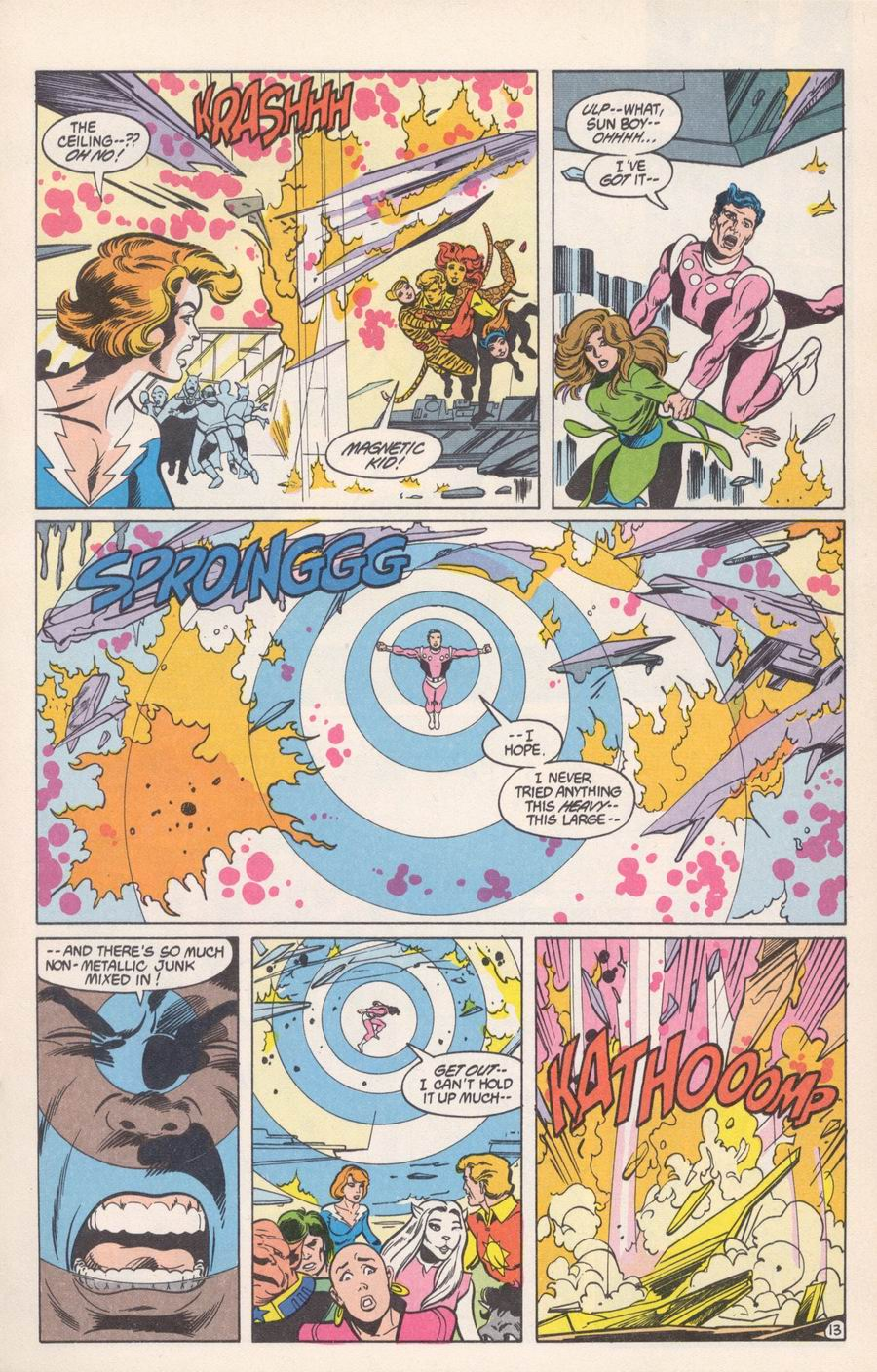 Tales of the Legion Issue #354 #41 - English 14
