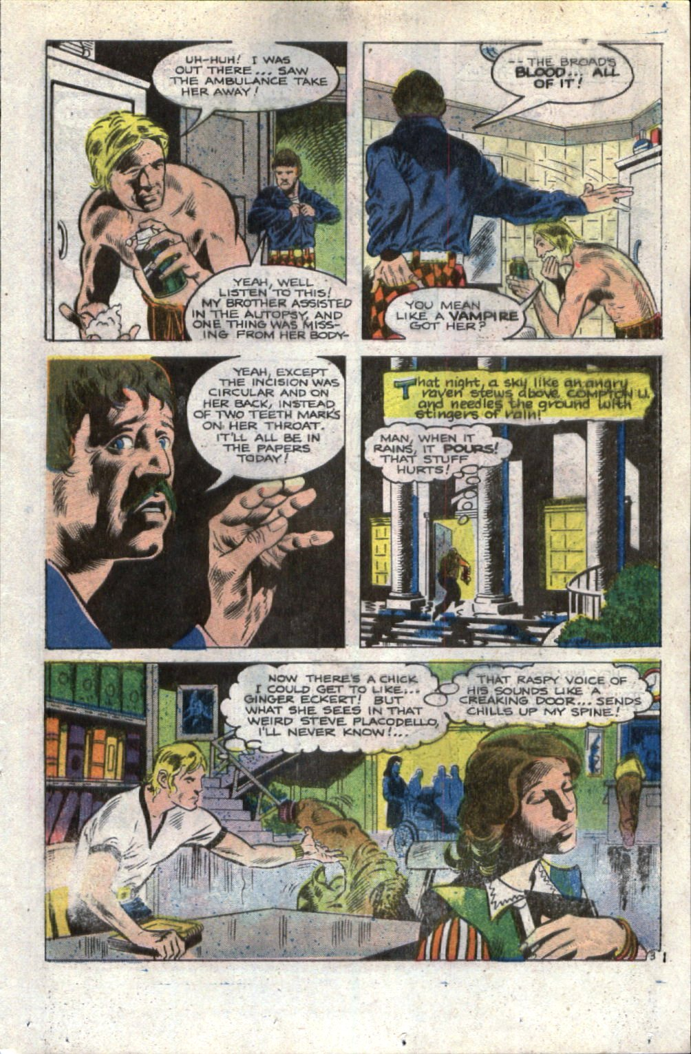 Read online Scary Tales comic -  Issue #31 - 25