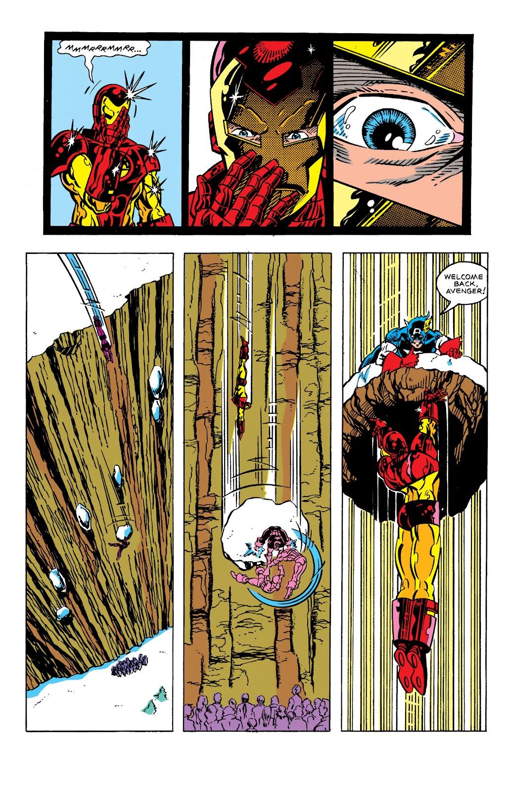 Captain America (1968) _Annual 9 #9 - English 22