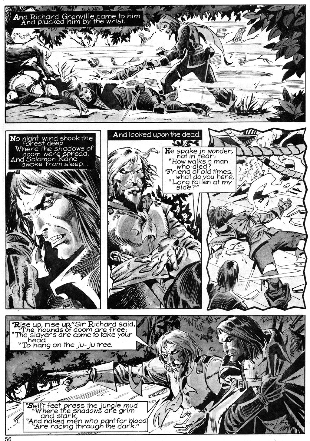 The Savage Sword Of Conan Issue #41 #42 - English 56