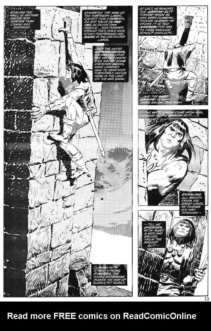 The Savage Sword Of Conan Issue #39 #40 - English 13