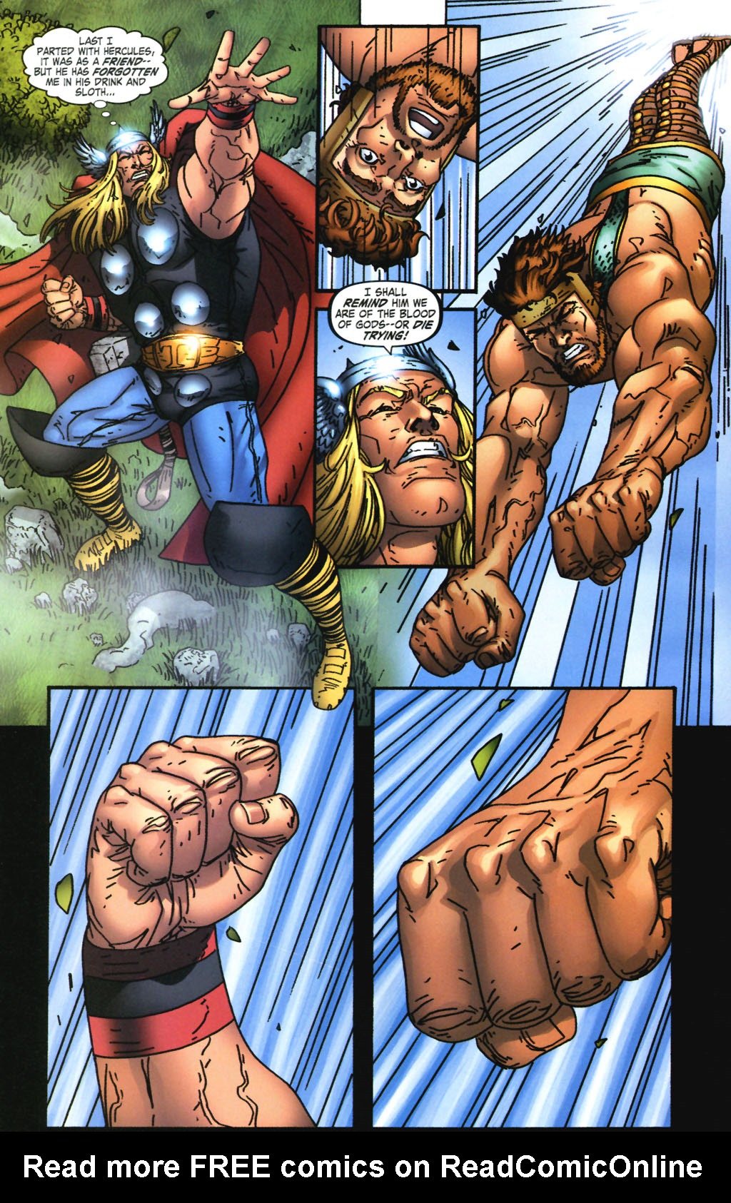 Read online Thor: Blood Oath comic -  Issue #3 - 16