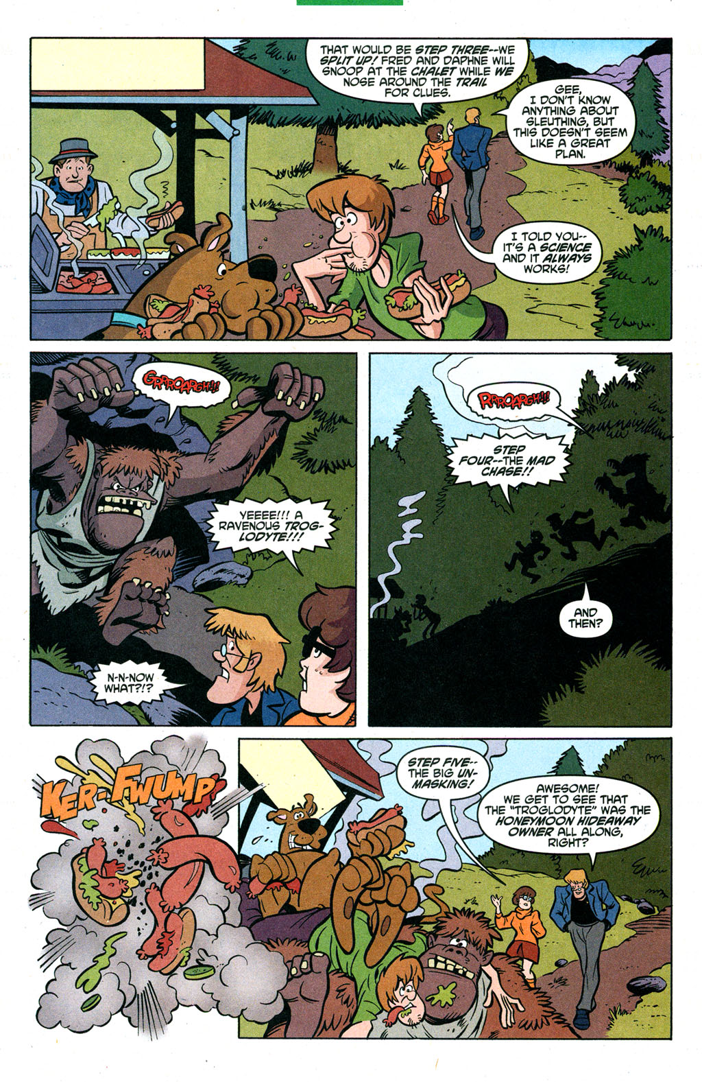 Read online Scooby-Doo (1997) comic -  Issue #93 - 15