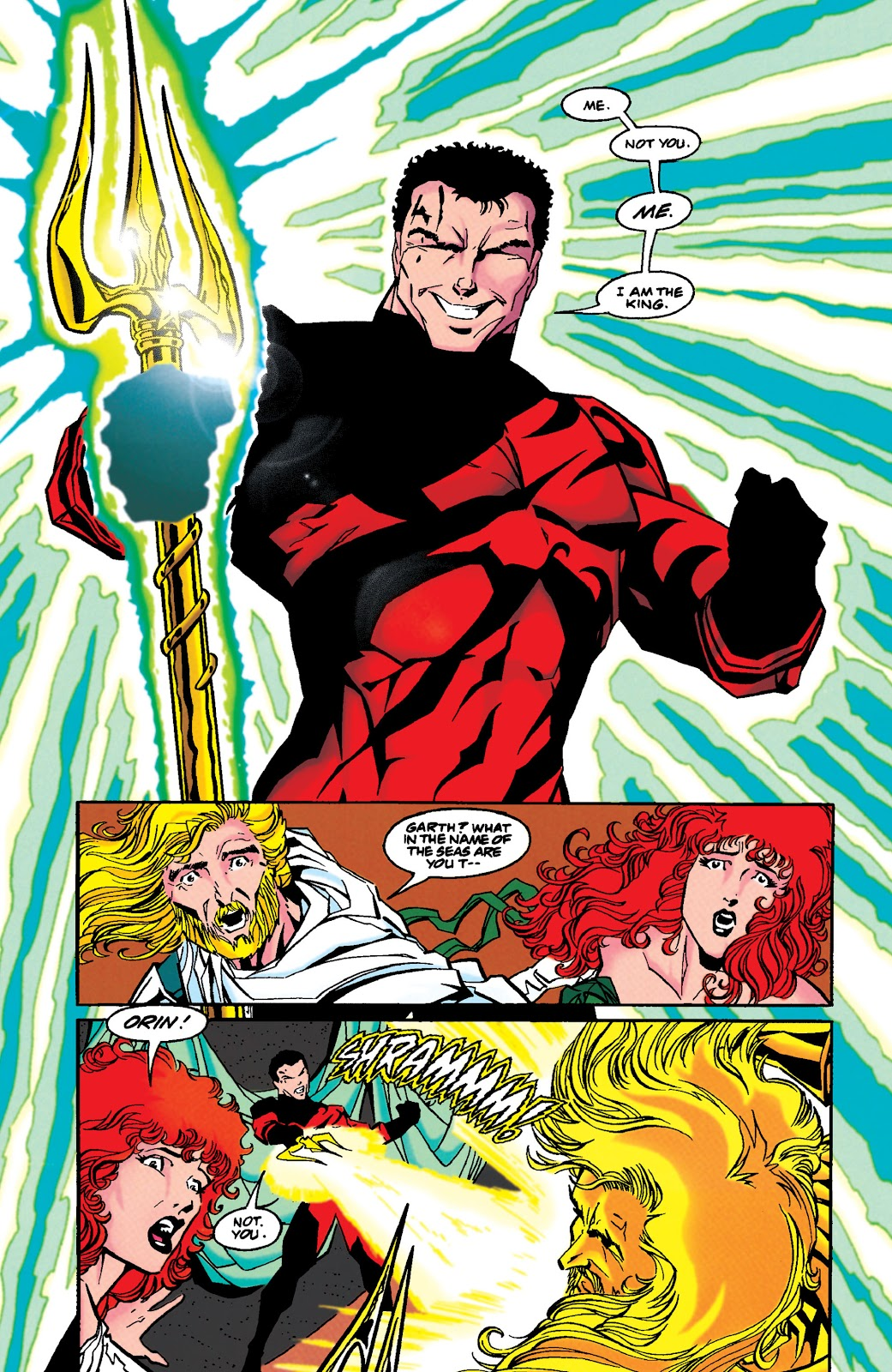 Aquaman (1994) Issue #49 #55 - English 14