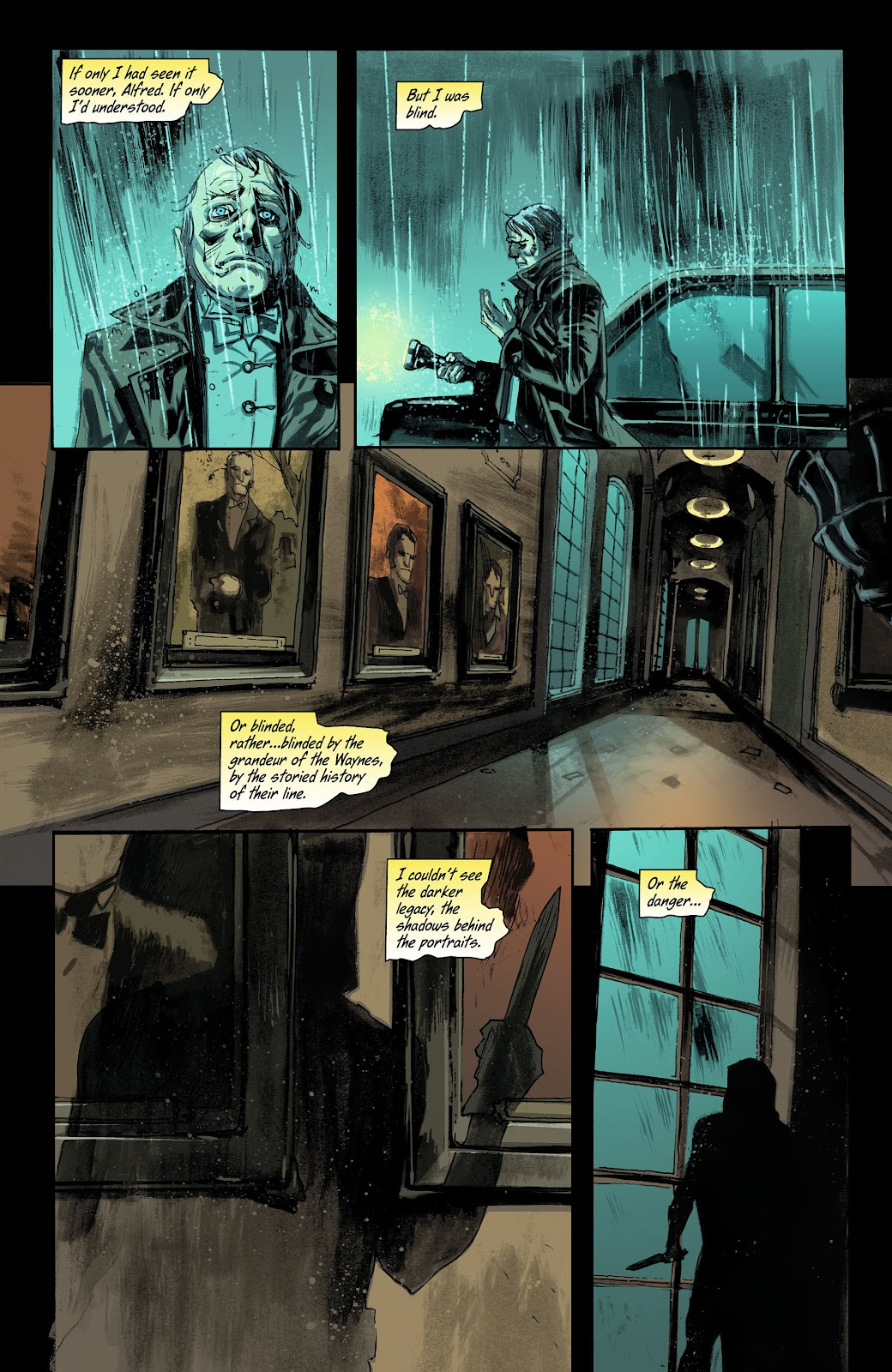 Batman (2011) Issue #9 #24 - English 25
