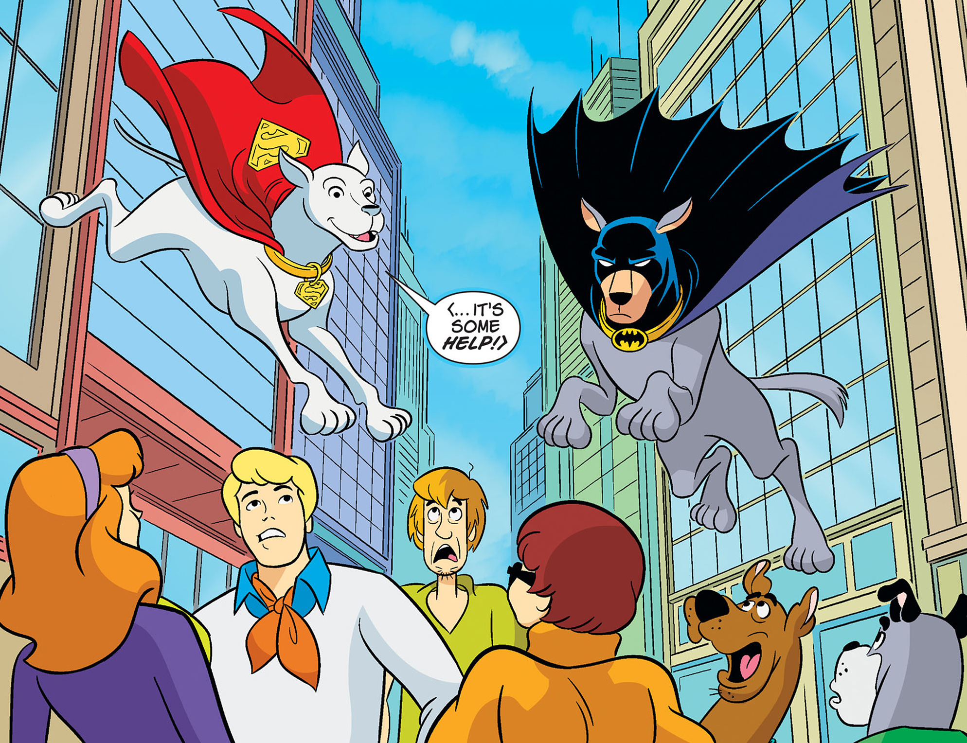 Read online Scooby-Doo! Team-Up comic -  Issue #35 - 6