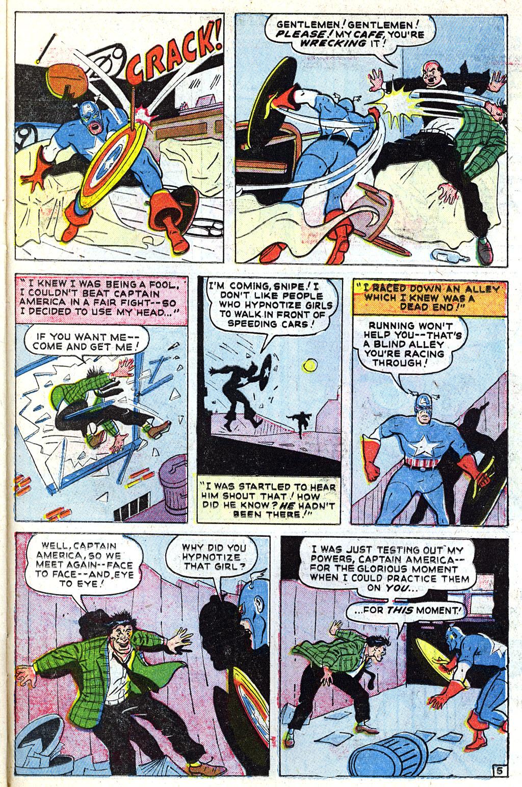 Sub-Mariner Comics #31 #31 - English 22