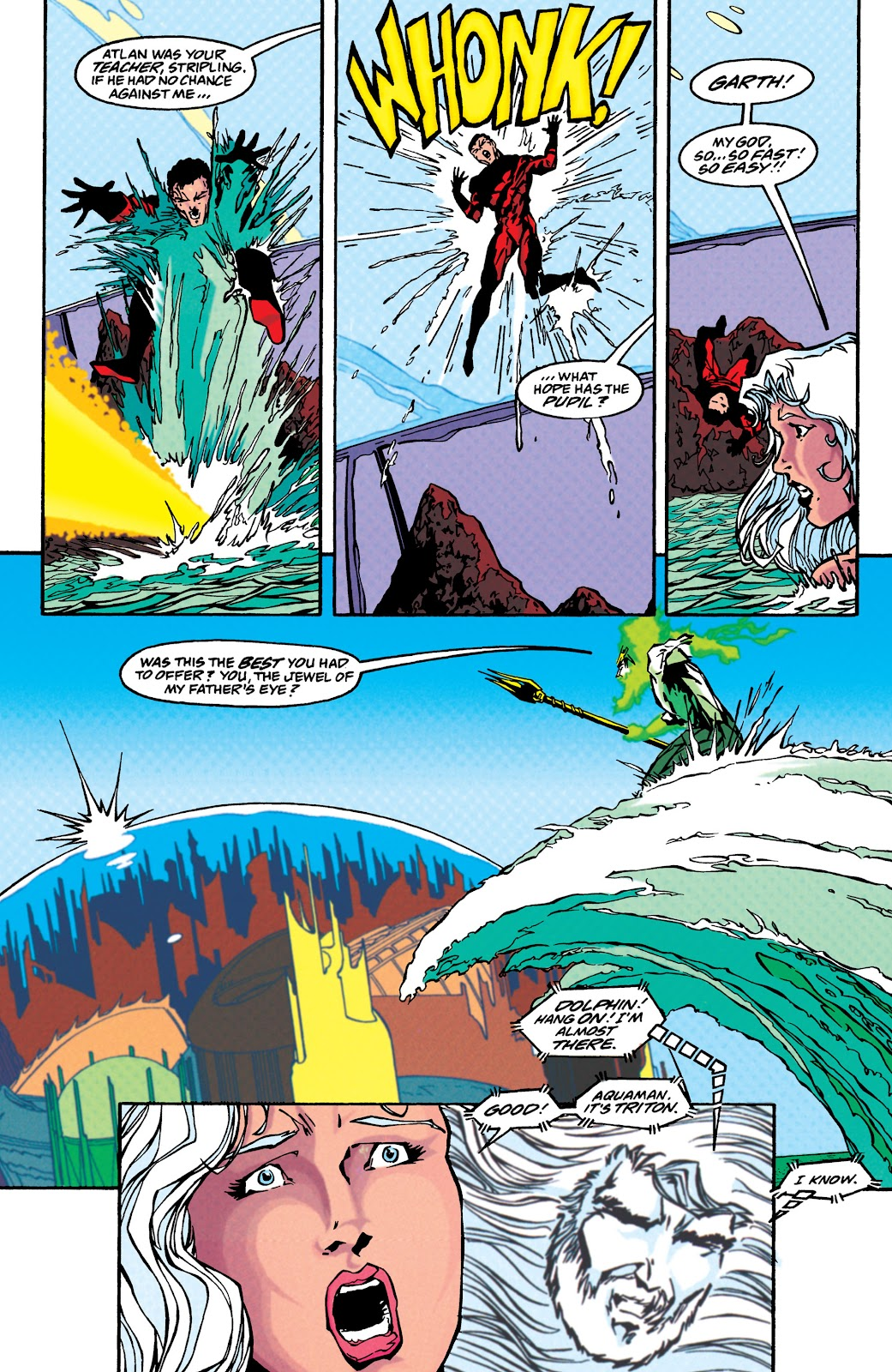 Aquaman (1994) Issue #45 #51 - English 11