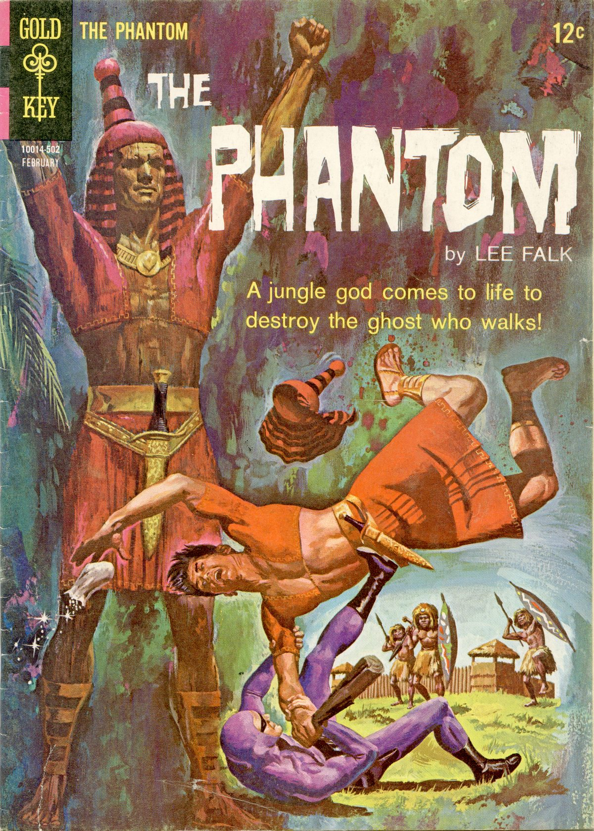 The Phantom (1962) 10 Page 1