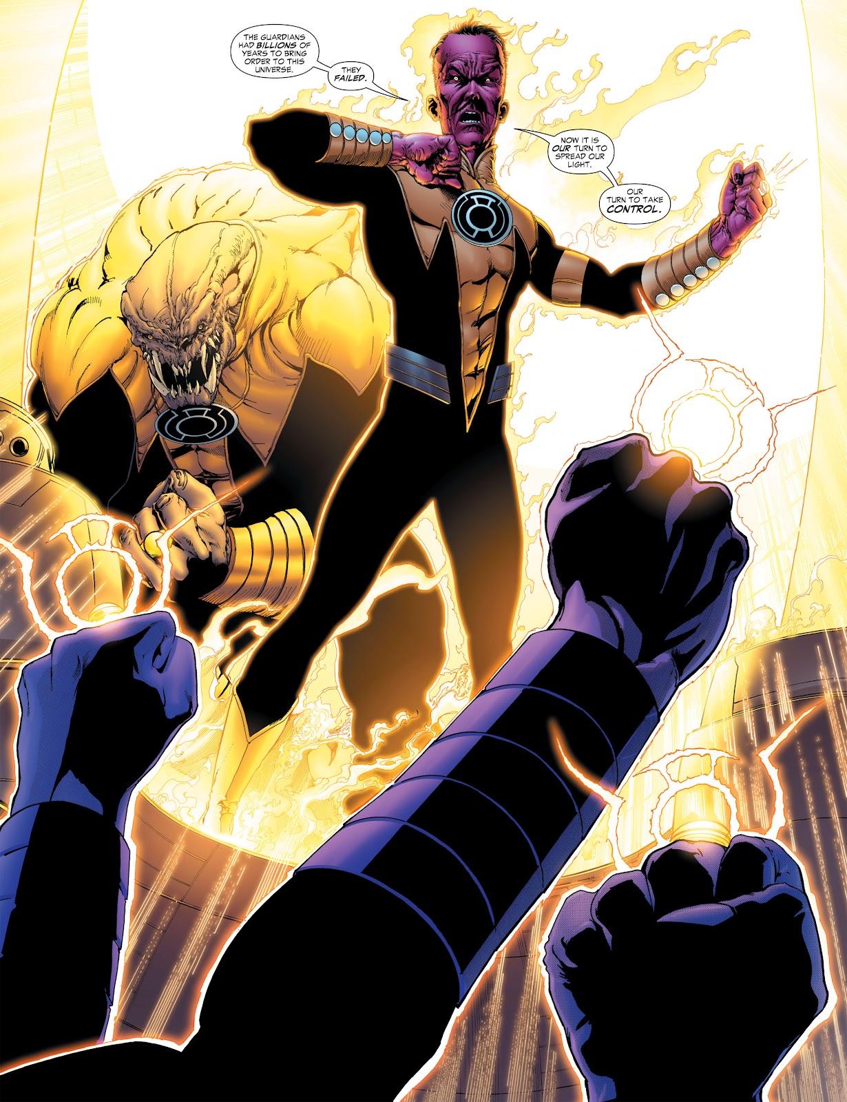 Green Lantern: The Sinestro Corps War Full #1 - English 32
