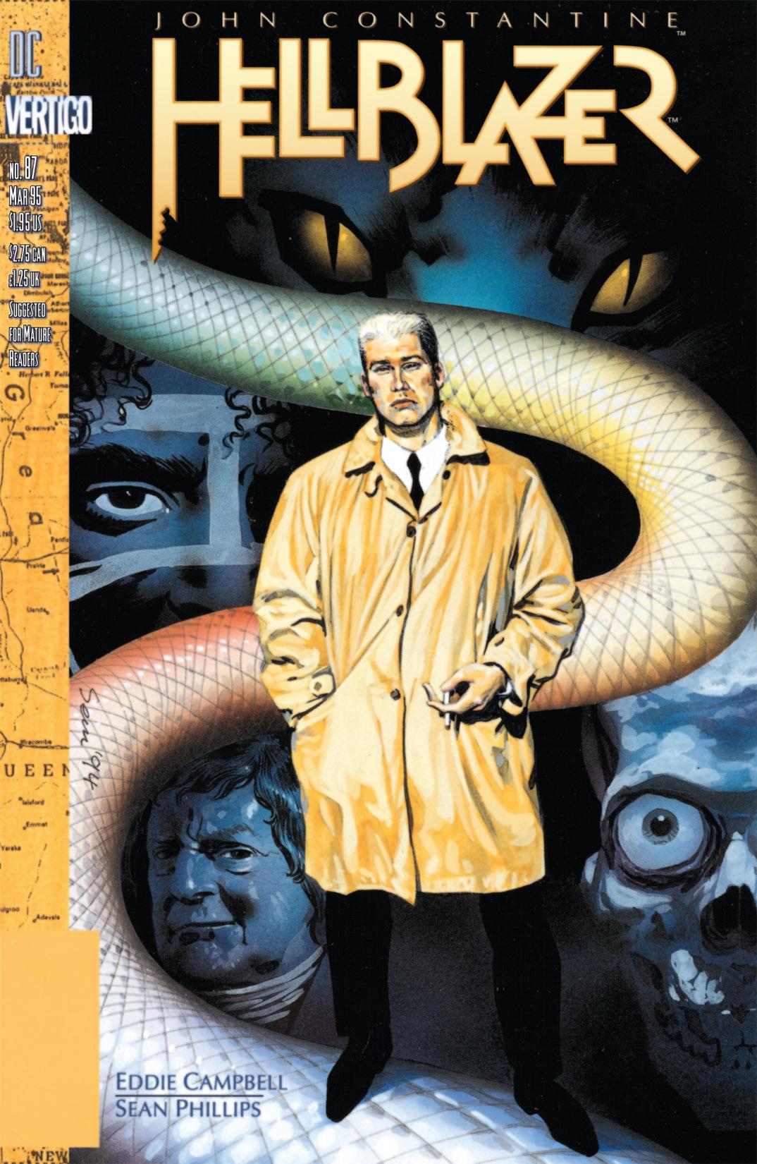 Hellblazer issue 87 - Page 1