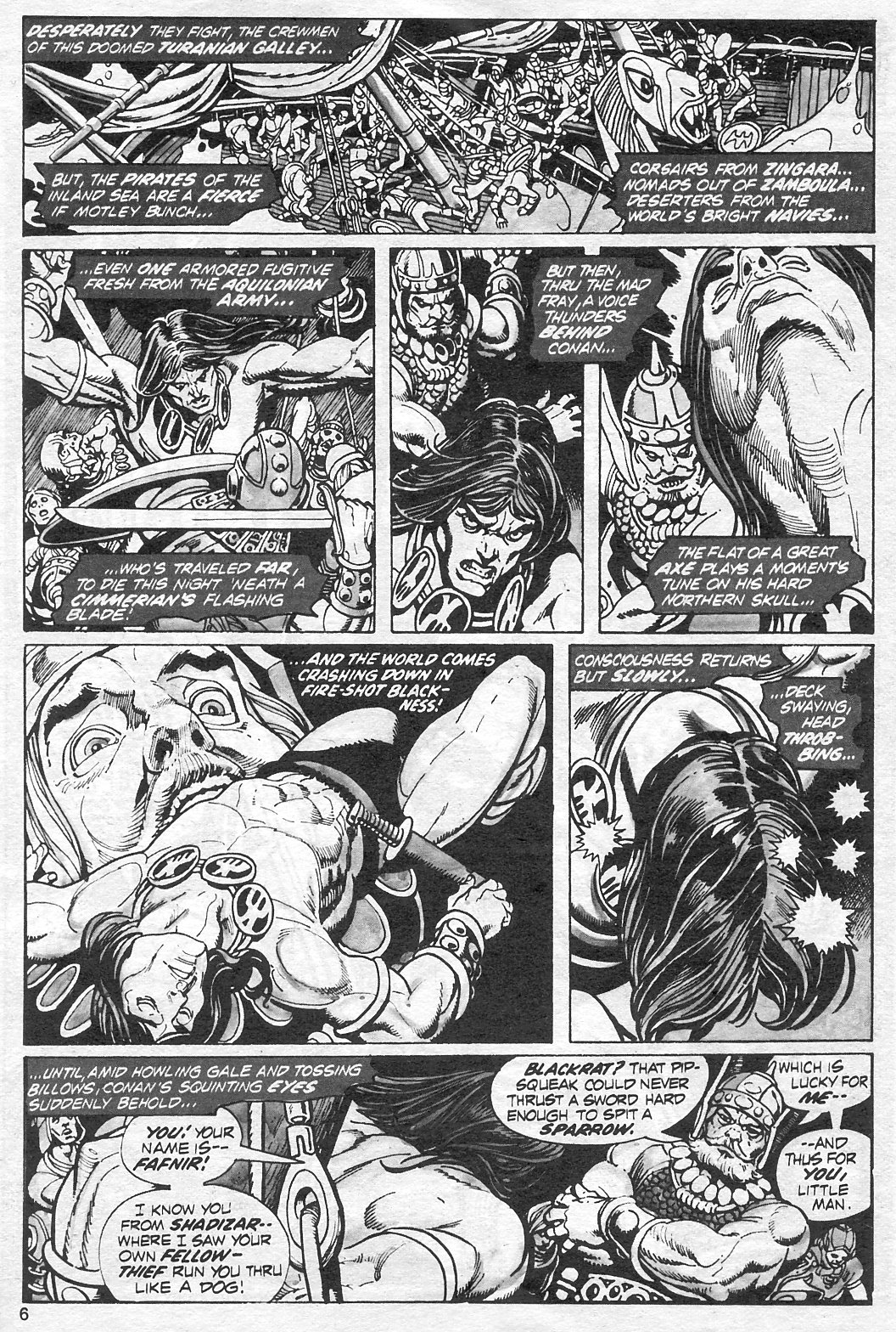The Savage Sword Of Conan Issue #13 #14 - English 6