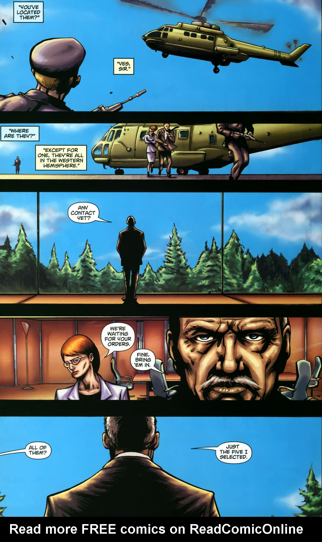 Read online Martian Manhunter (2006) comic -  Issue #3 - 11