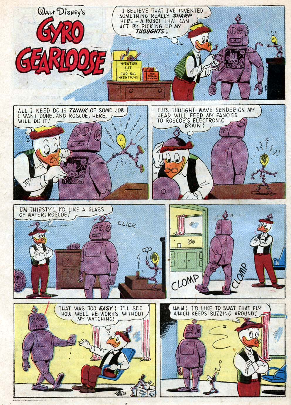 Uncle Scrooge (1953) #20 #385 - English 30