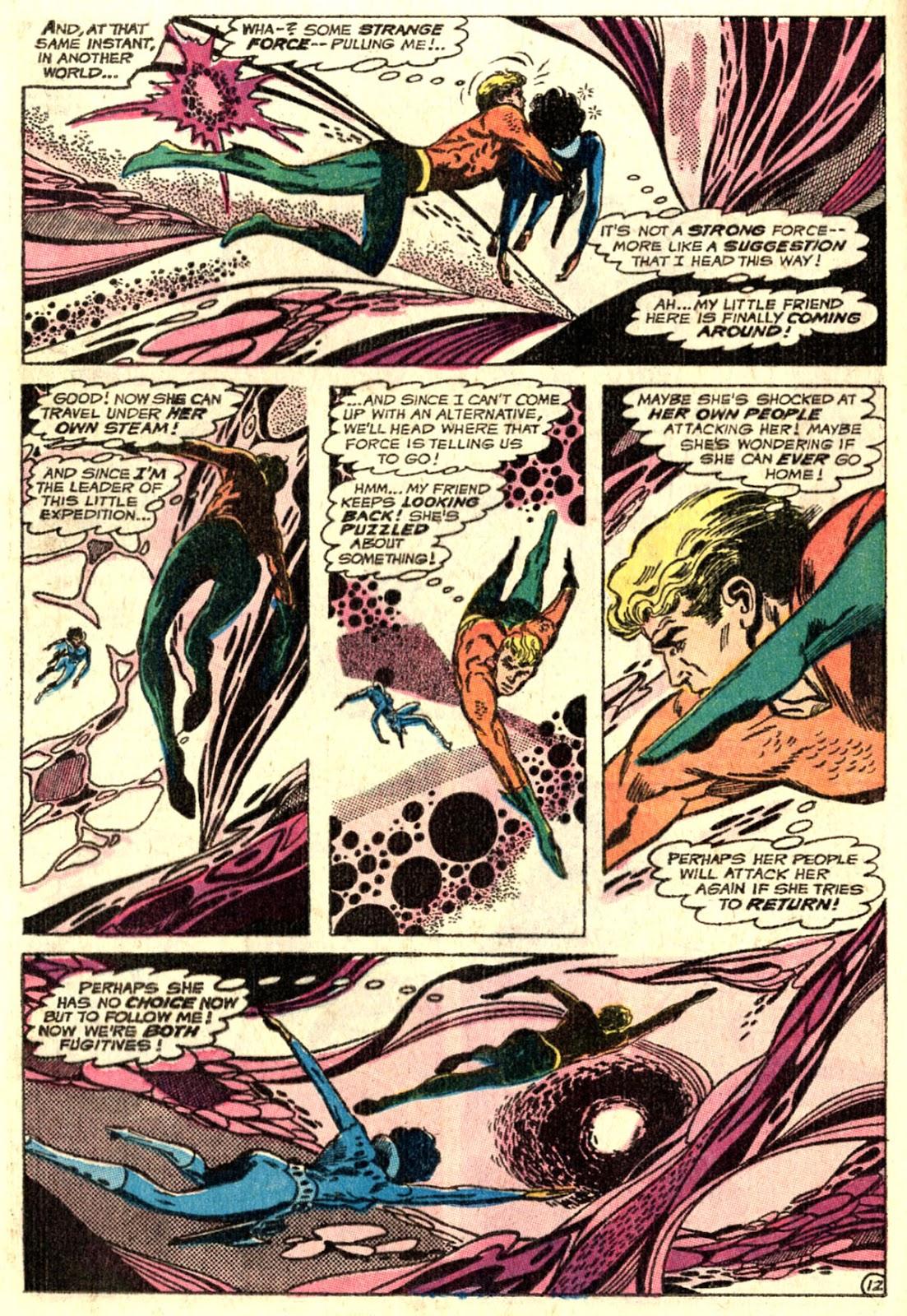 Aquaman (1962) Issue #51 #51 - English 16