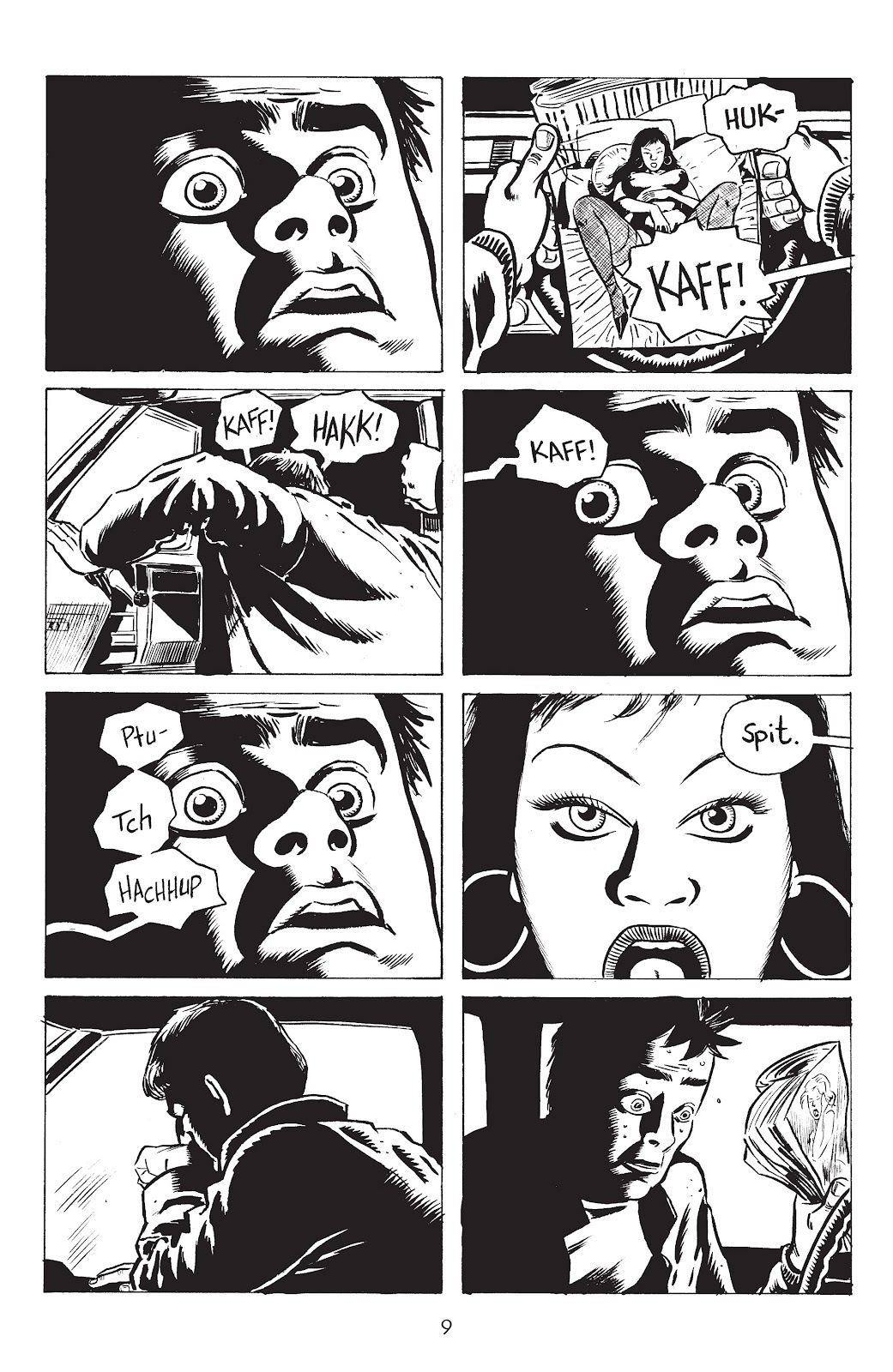 Stray Bullets Issue #34 #34 - English 11