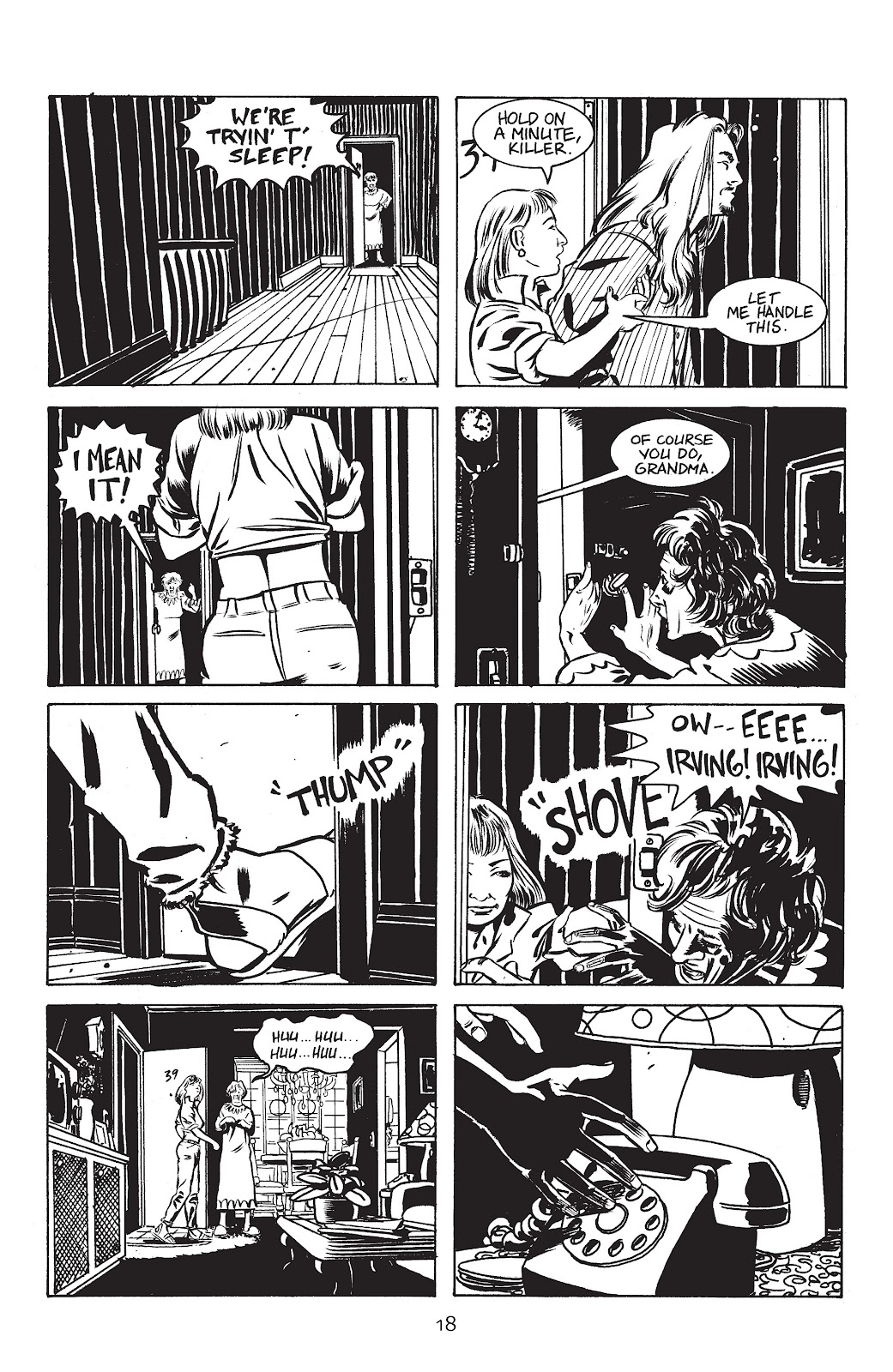 Stray Bullets Issue #3 #3 - English 20