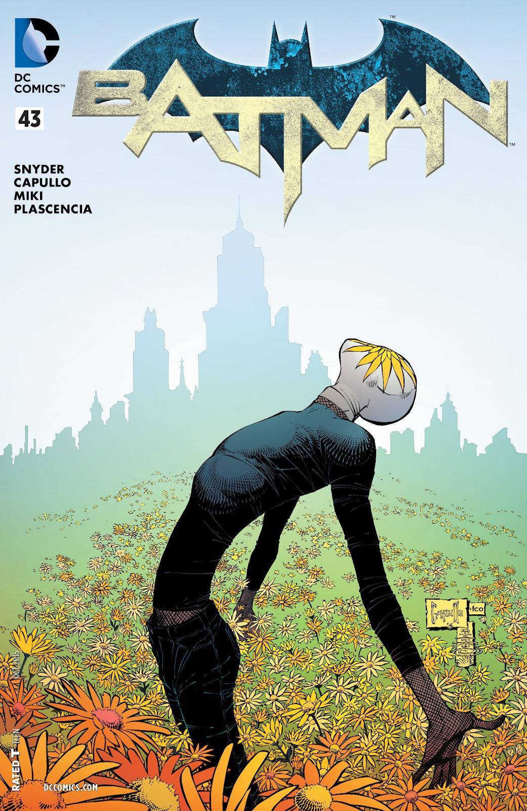 Batman (2011) Issue #43 #62 - English 1