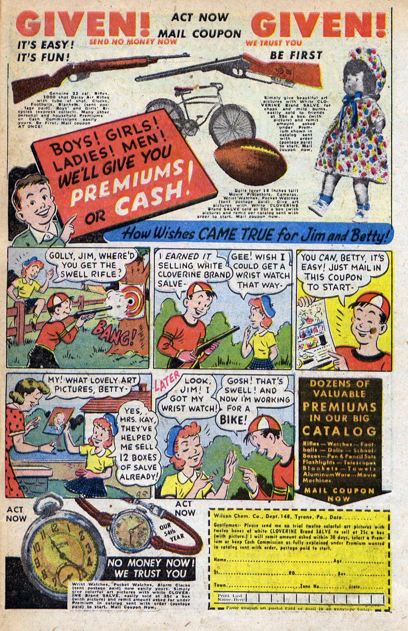 Sub-Mariner Comics #32 #32 - English 33