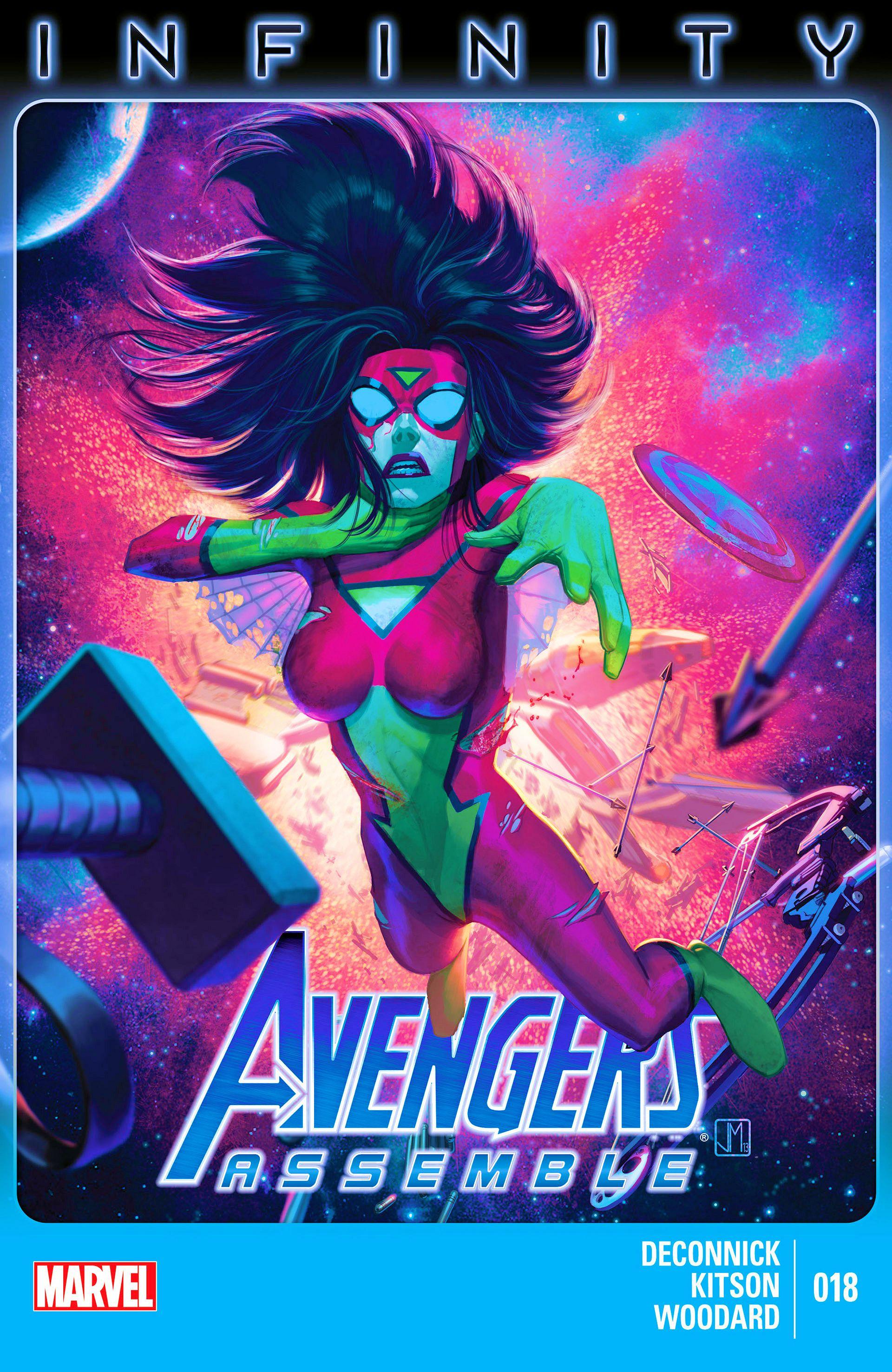 Avengers Assemble (2012) 18 Page 1