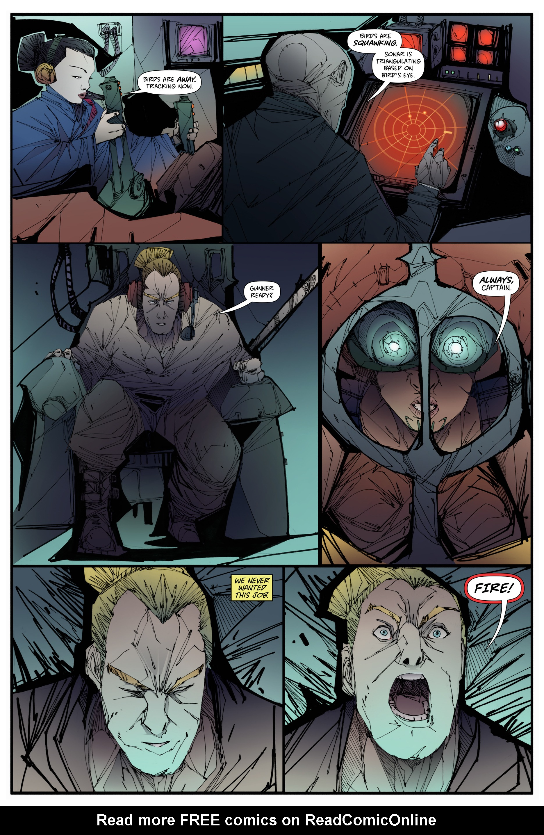 Read online Scrimshaw comic -  Issue #2 - 12