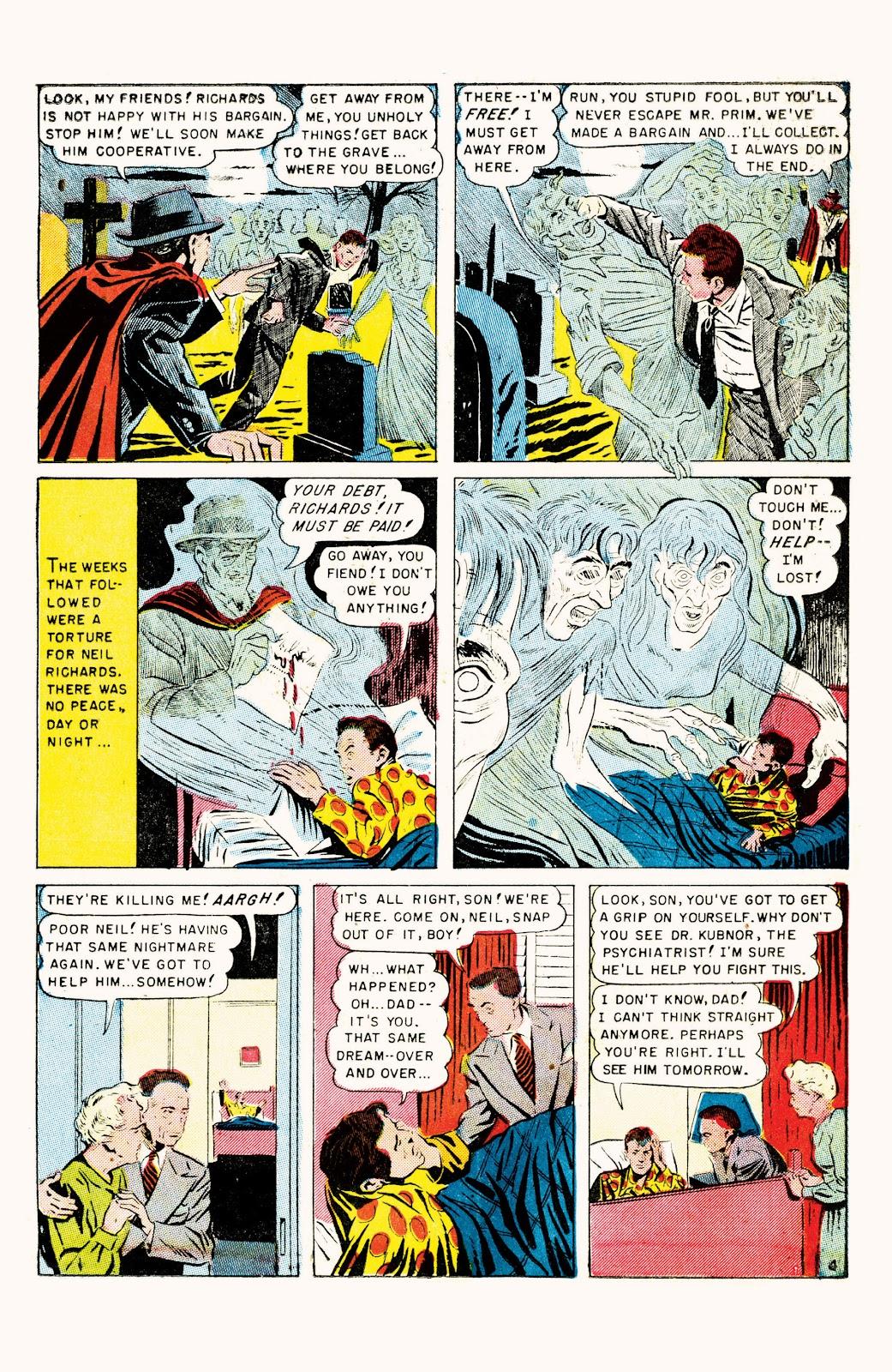 Haunted Horror Issue #6 #6 - English 38