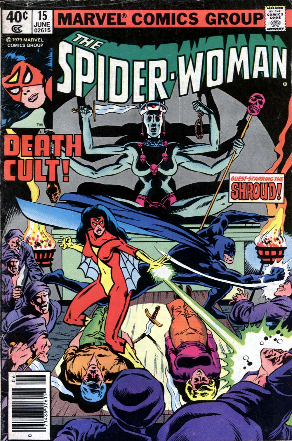 Spider-Woman (1978) Issue #15 #15 - English 1