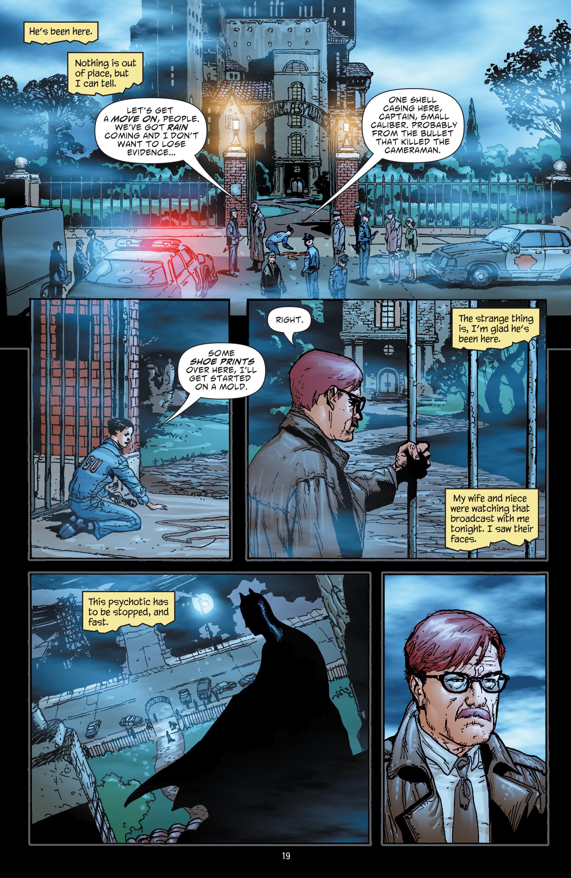 Batman: The Man Who Laughs chap 1 pic 20