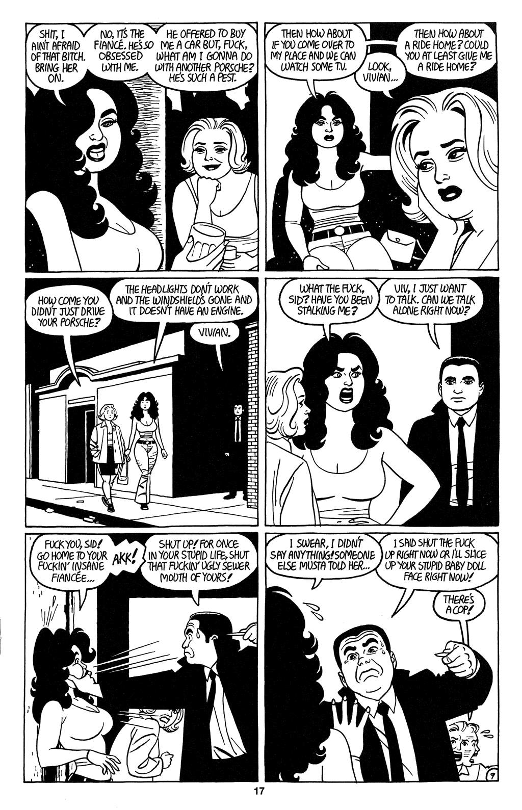Read online Love and Rockets (2001) comic -  Issue #2 - 19