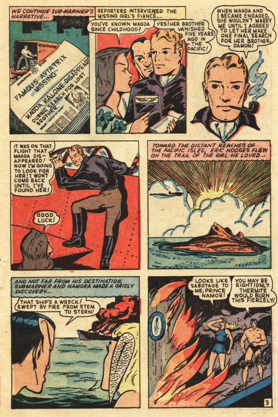 Sub-Mariner Comics #25 #25 - English 5