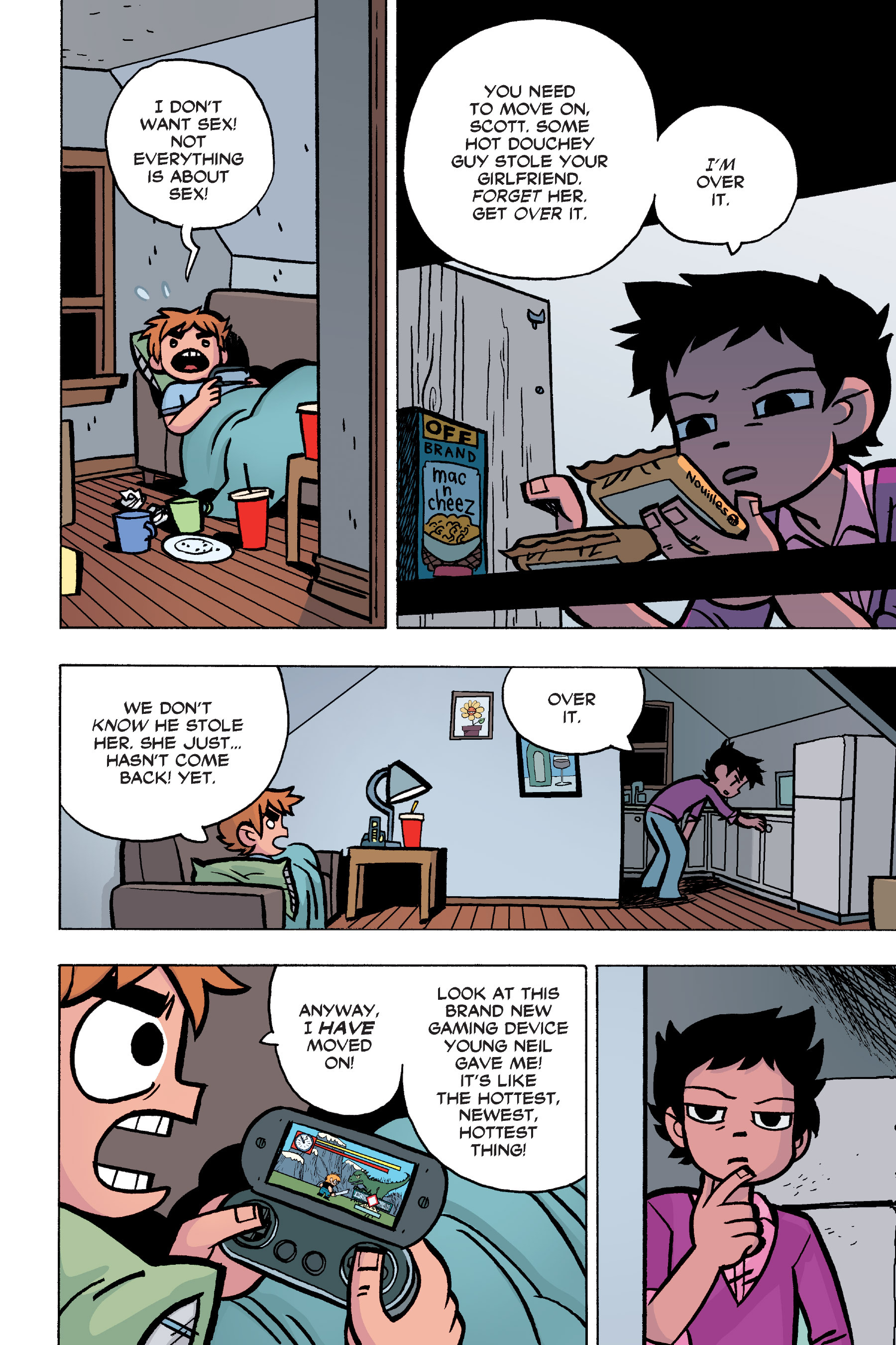 Read online Scott Pilgrim comic -  Issue #6 - 15