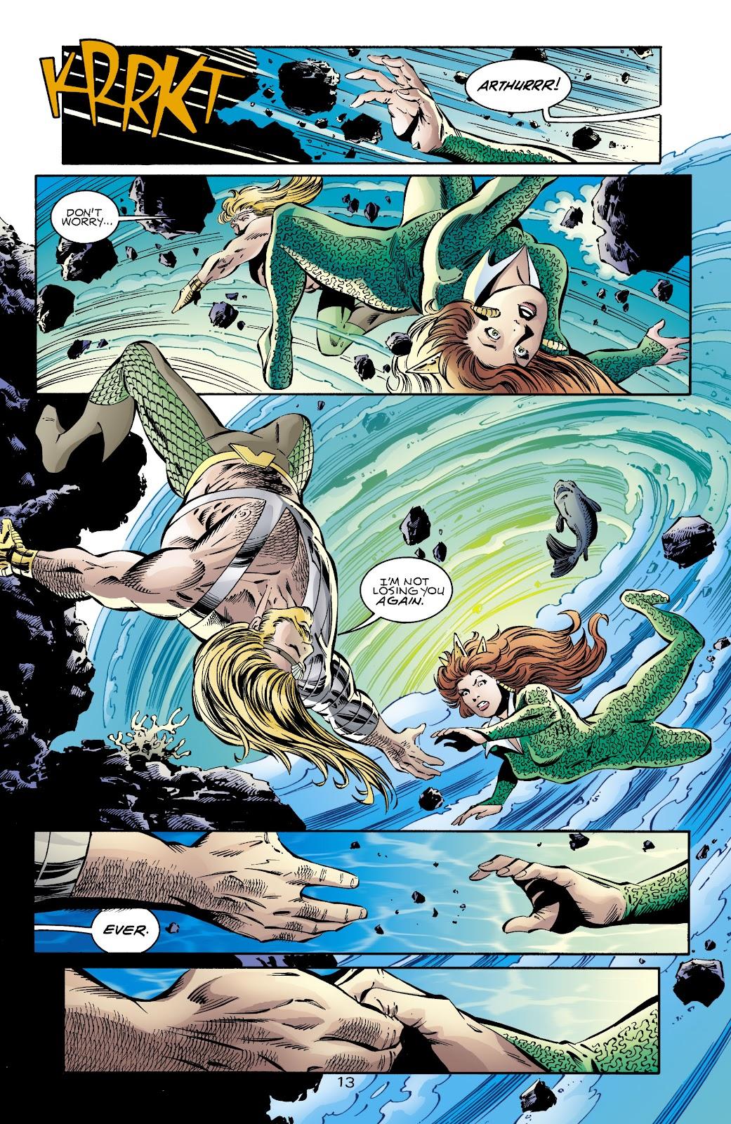 Aquaman (1994) Issue #71 #77 - English 13