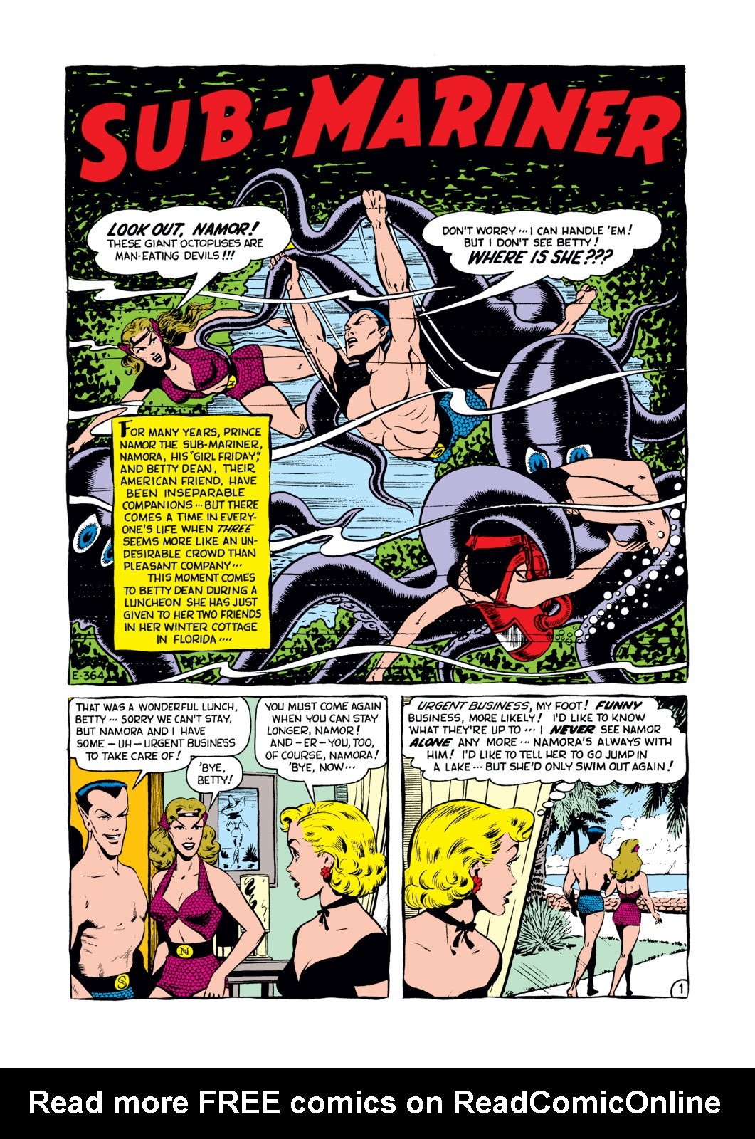 Sub-Mariner Comics #34 #34 - English 8