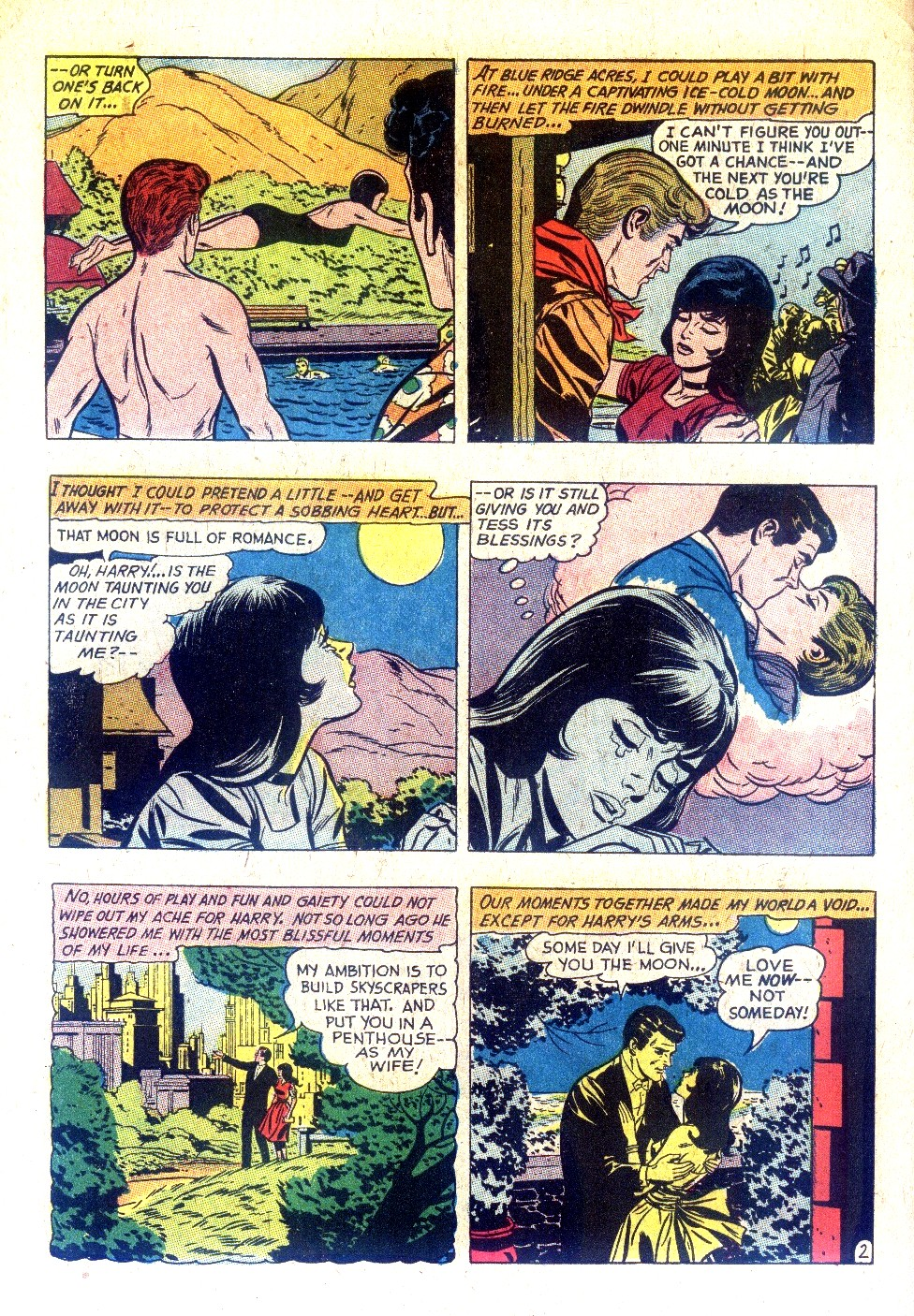 Read online Secret Hearts comic -  Issue #128 - 10