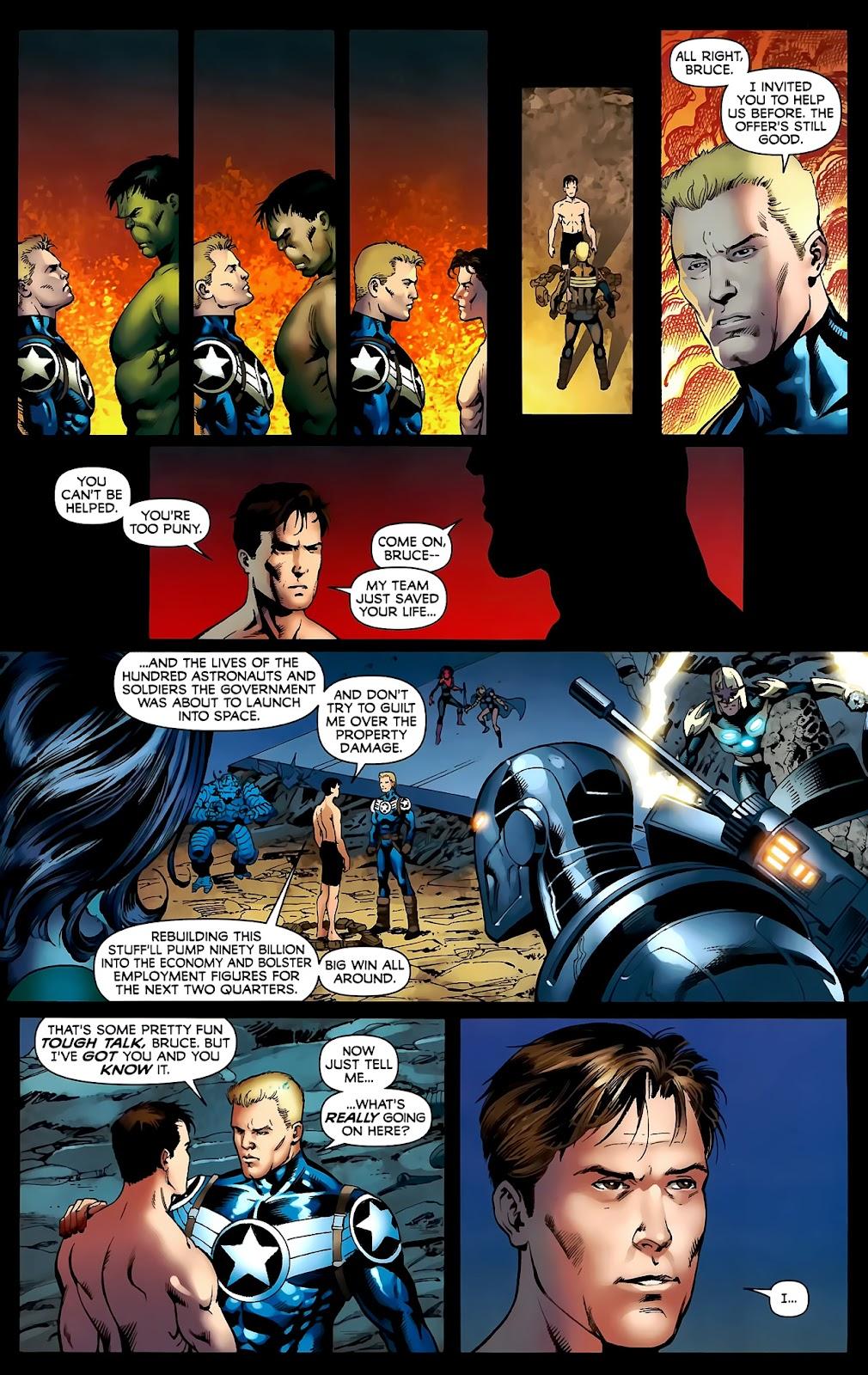 Incredible Hulks (2010) Issue #614 #4 - English 17