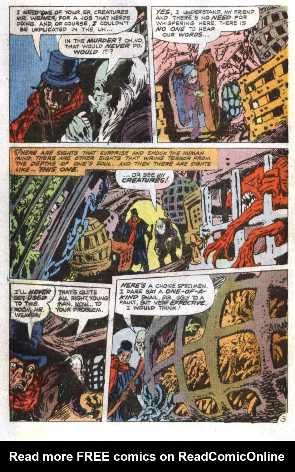 Read online Scary Tales comic -  Issue #36 - 27