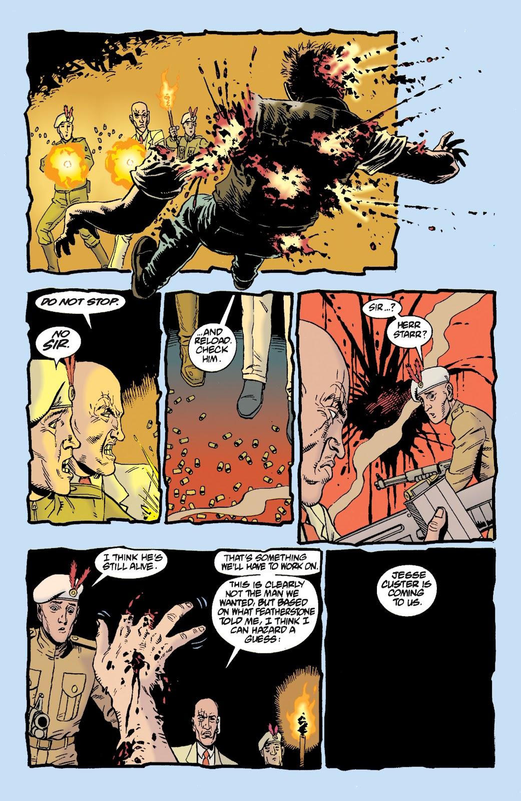 Preacher Issue #17 #26 - English 24