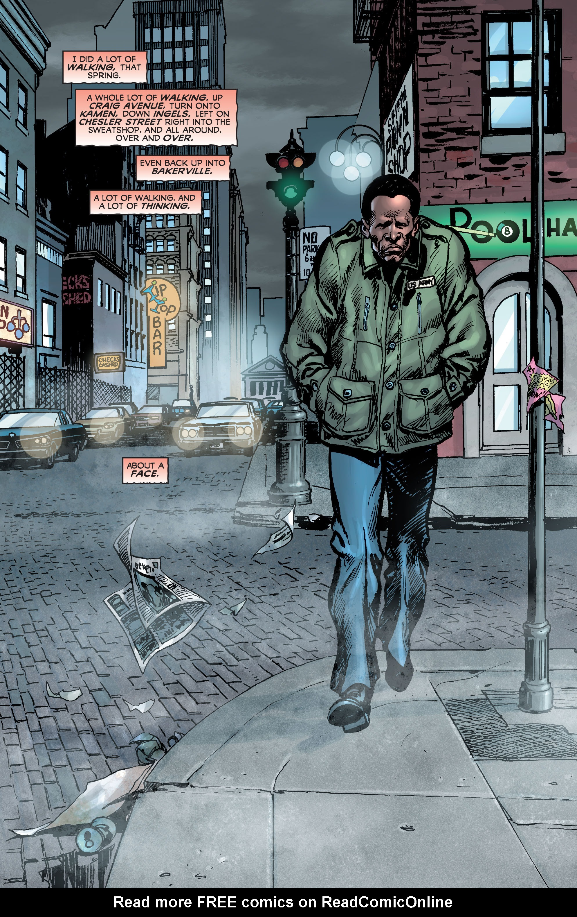 Read online Astro City: Dark Age/Book Three comic -  Issue #2 - 3