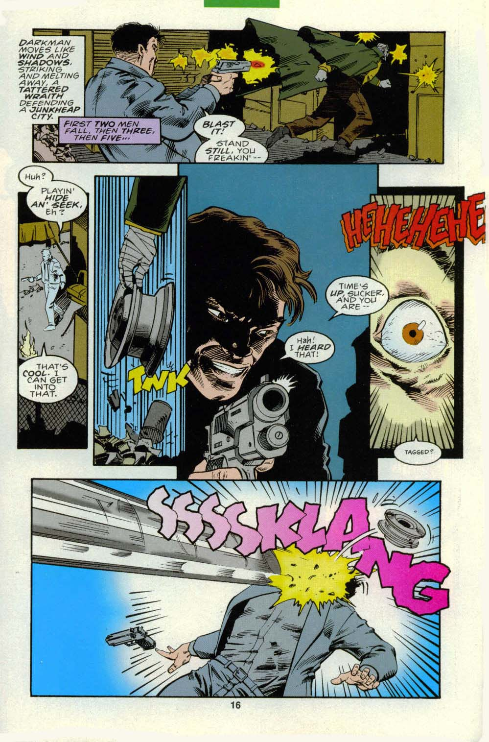 Darkman (1993) #6 #6 - English 11