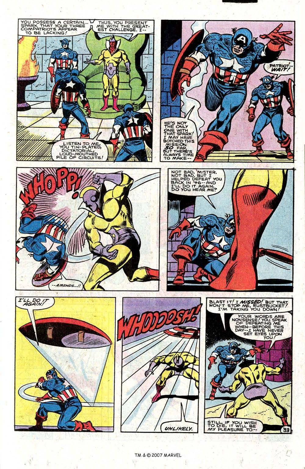 Captain America (1968) _Annual 6 #6 - English 41