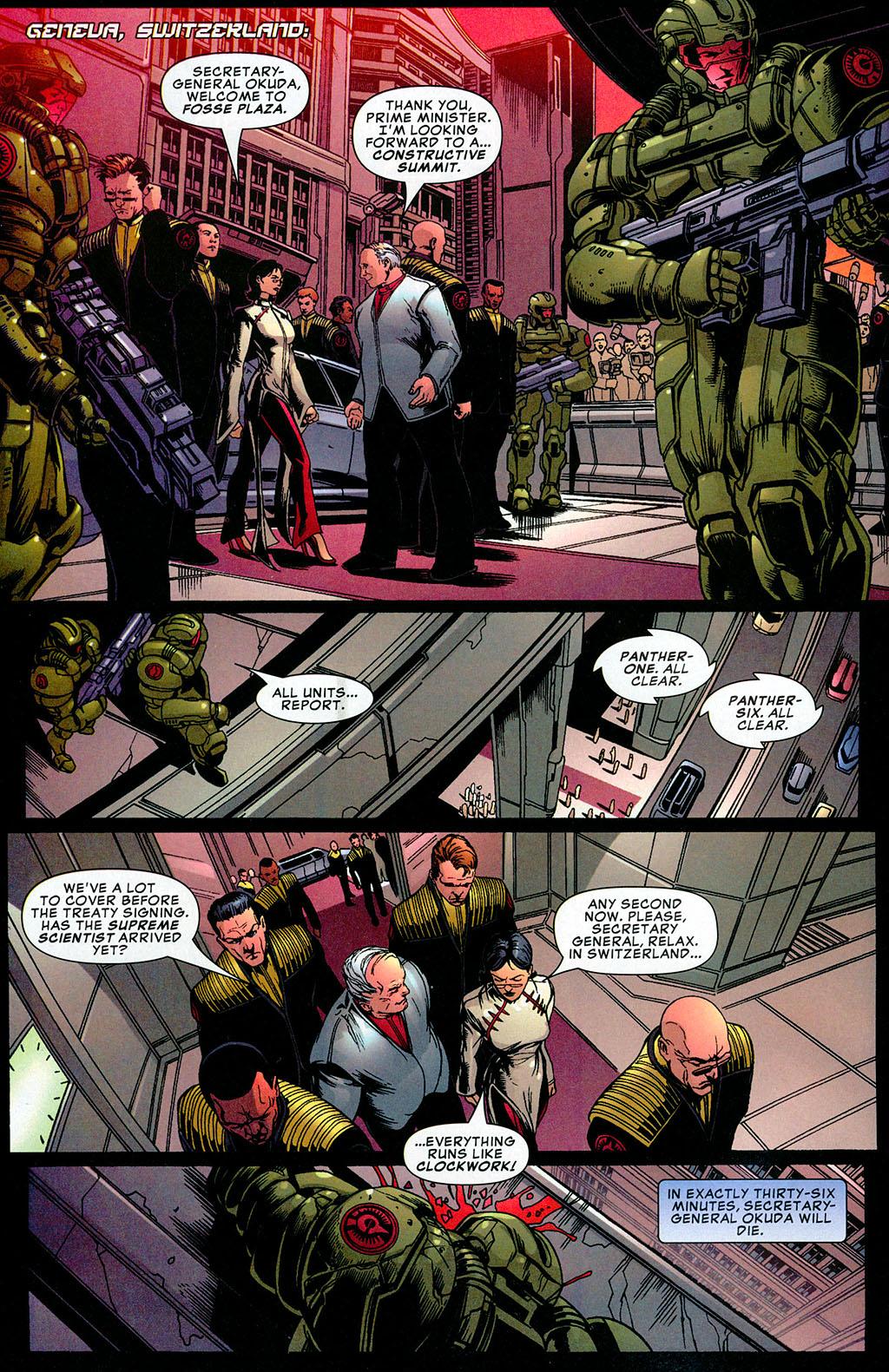 Read online Amazing Fantasy (2004) comic -  Issue #20 - 3