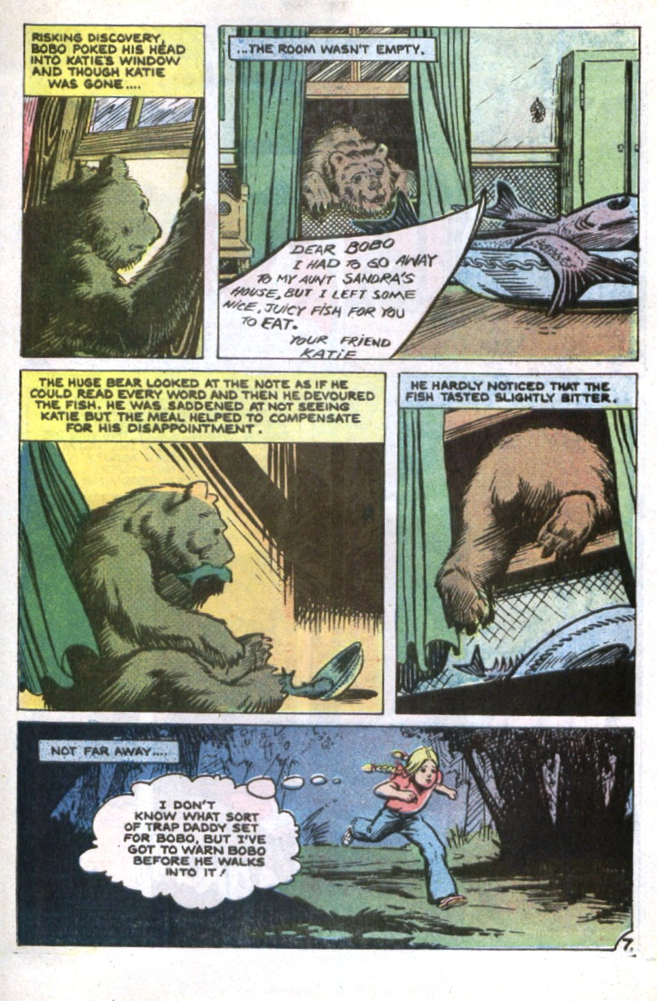 Read online Scary Tales comic -  Issue #21 - 31