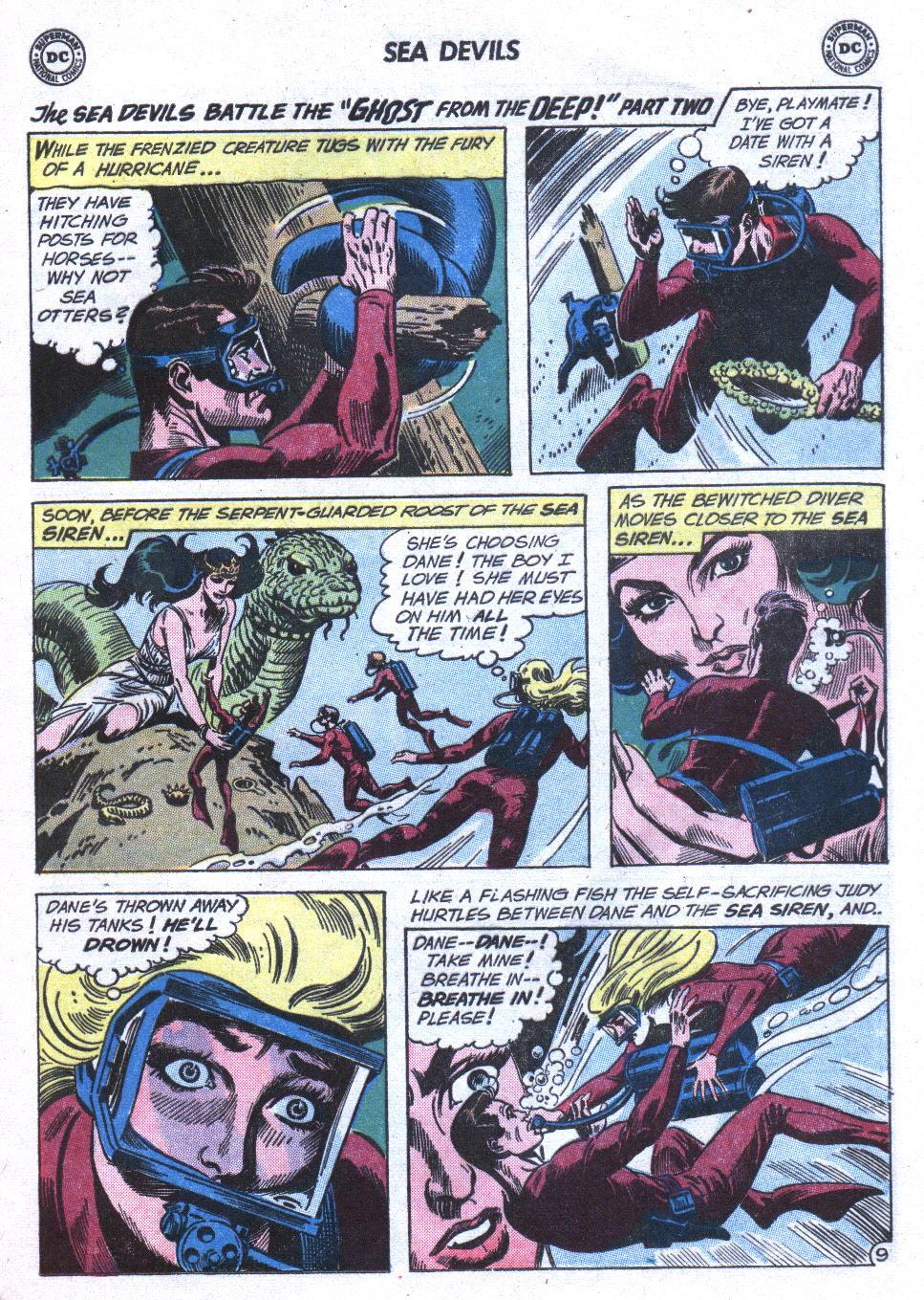 Read online Sea Devils comic -  Issue #3 - 30