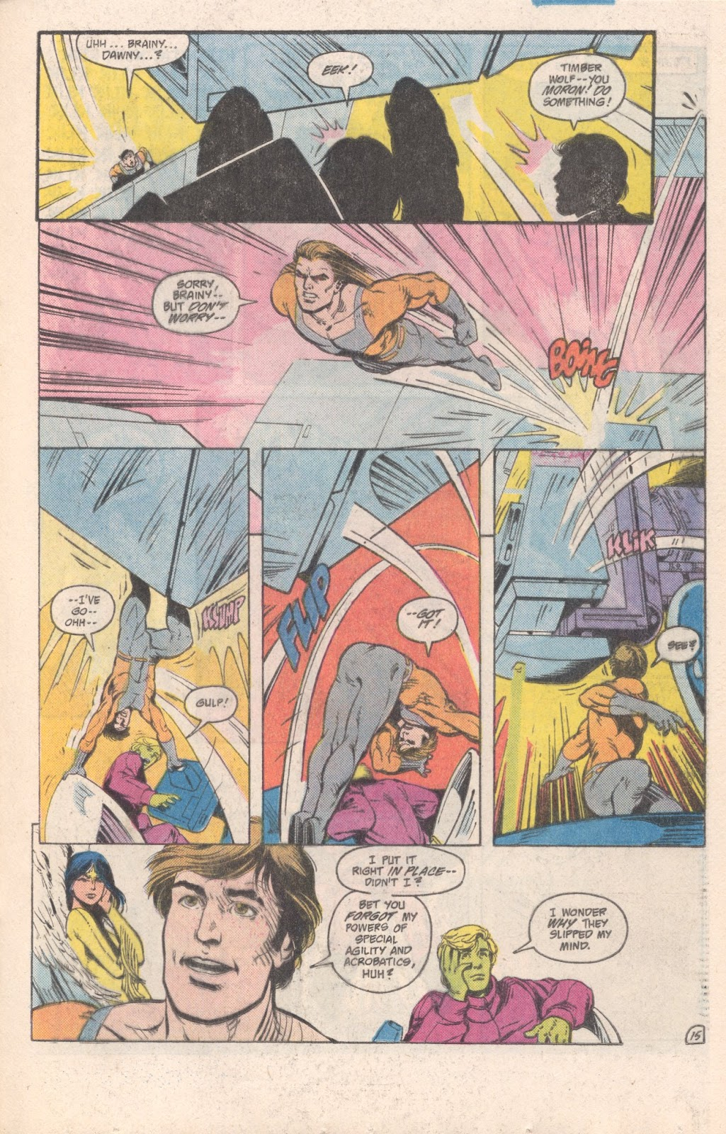 Tales of the Legion Issue #318 #5 - English 16