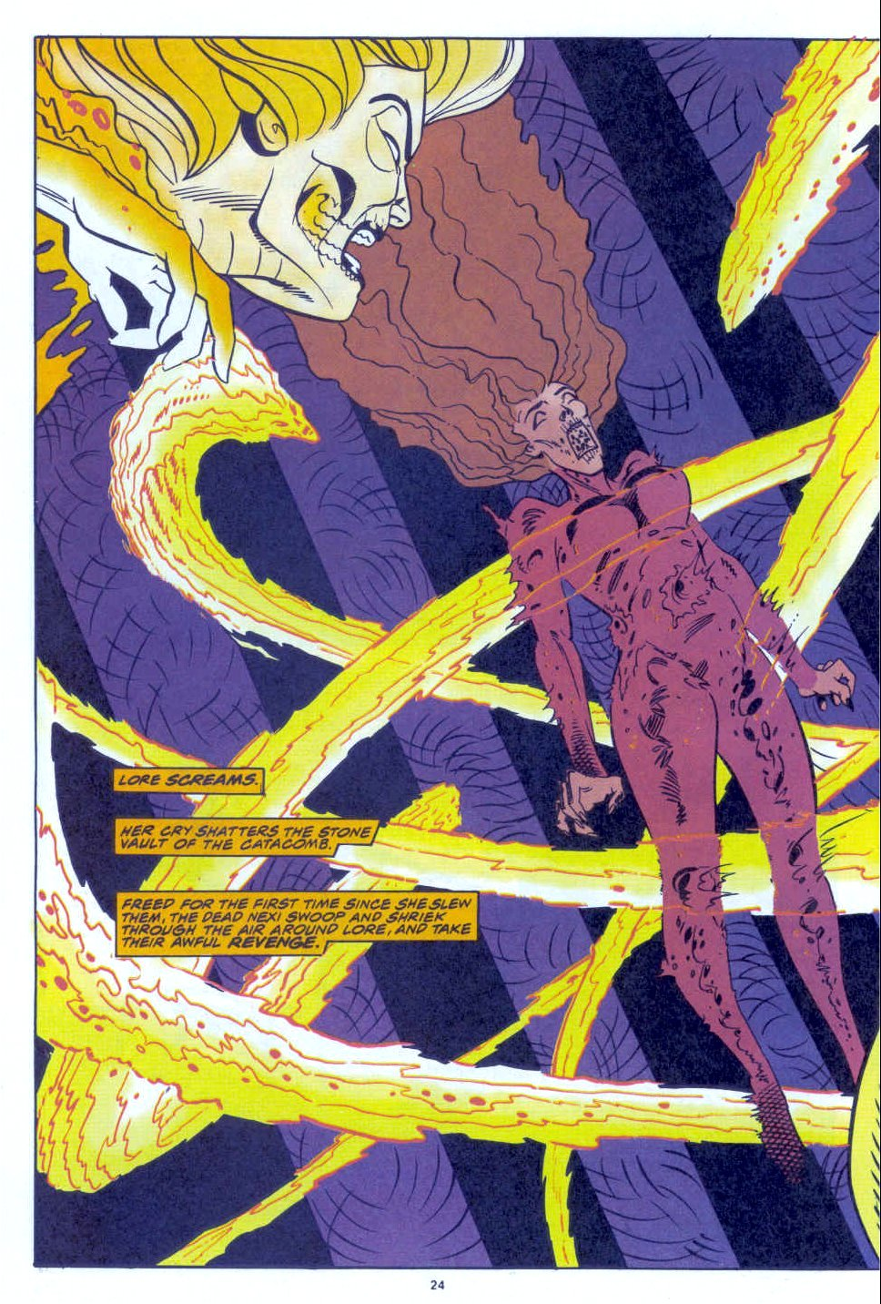 Scarlet Witch (1994) Issue #4 #4 - English 20
